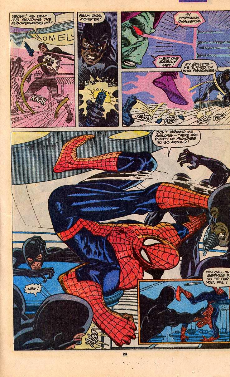 Read online Sleepwalker comic -  Issue #5 - 18