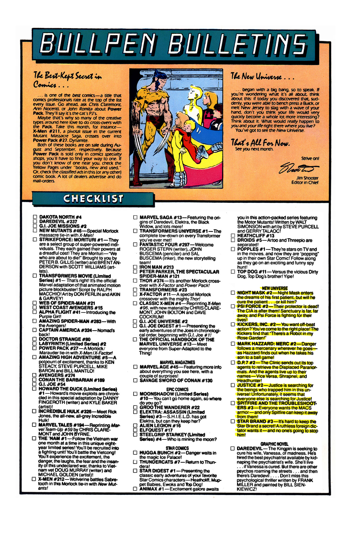 Read online X-Factor (1986) comic -  Issue #11 - 22