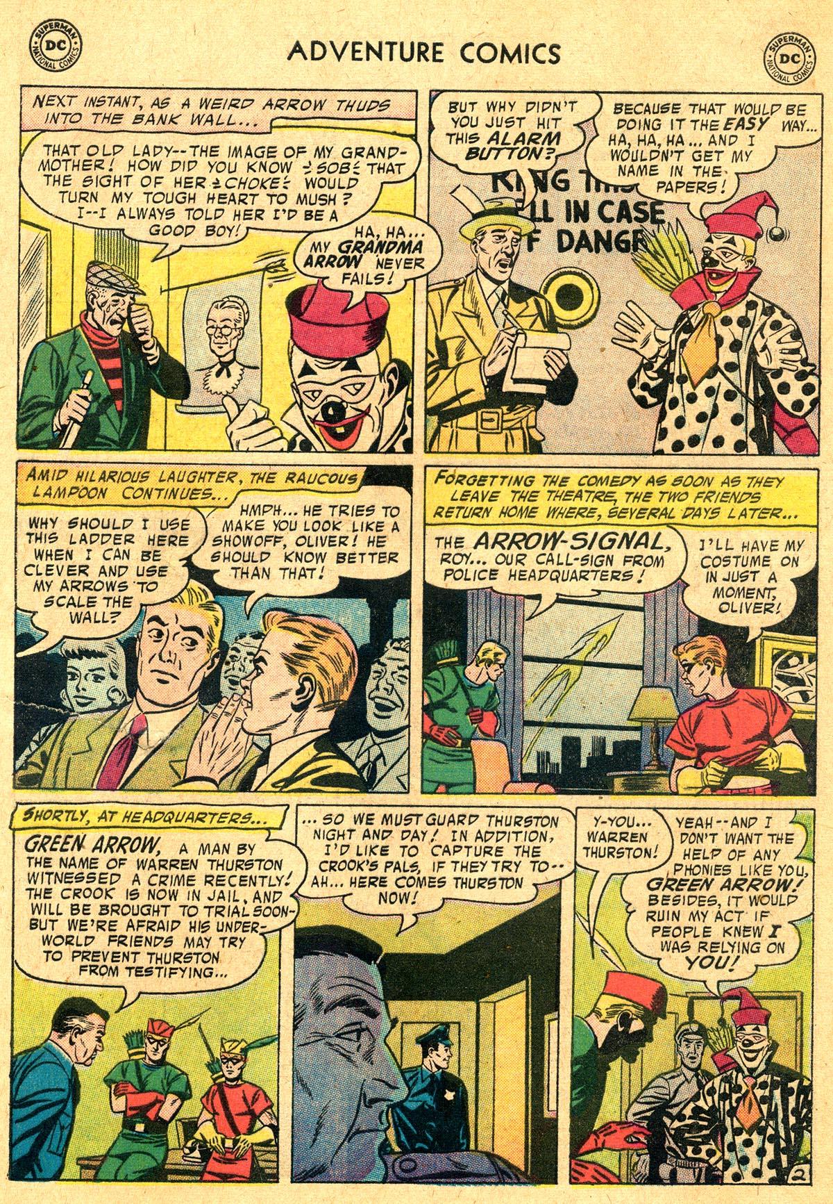 Read online Adventure Comics (1938) comic -  Issue #238 - 28