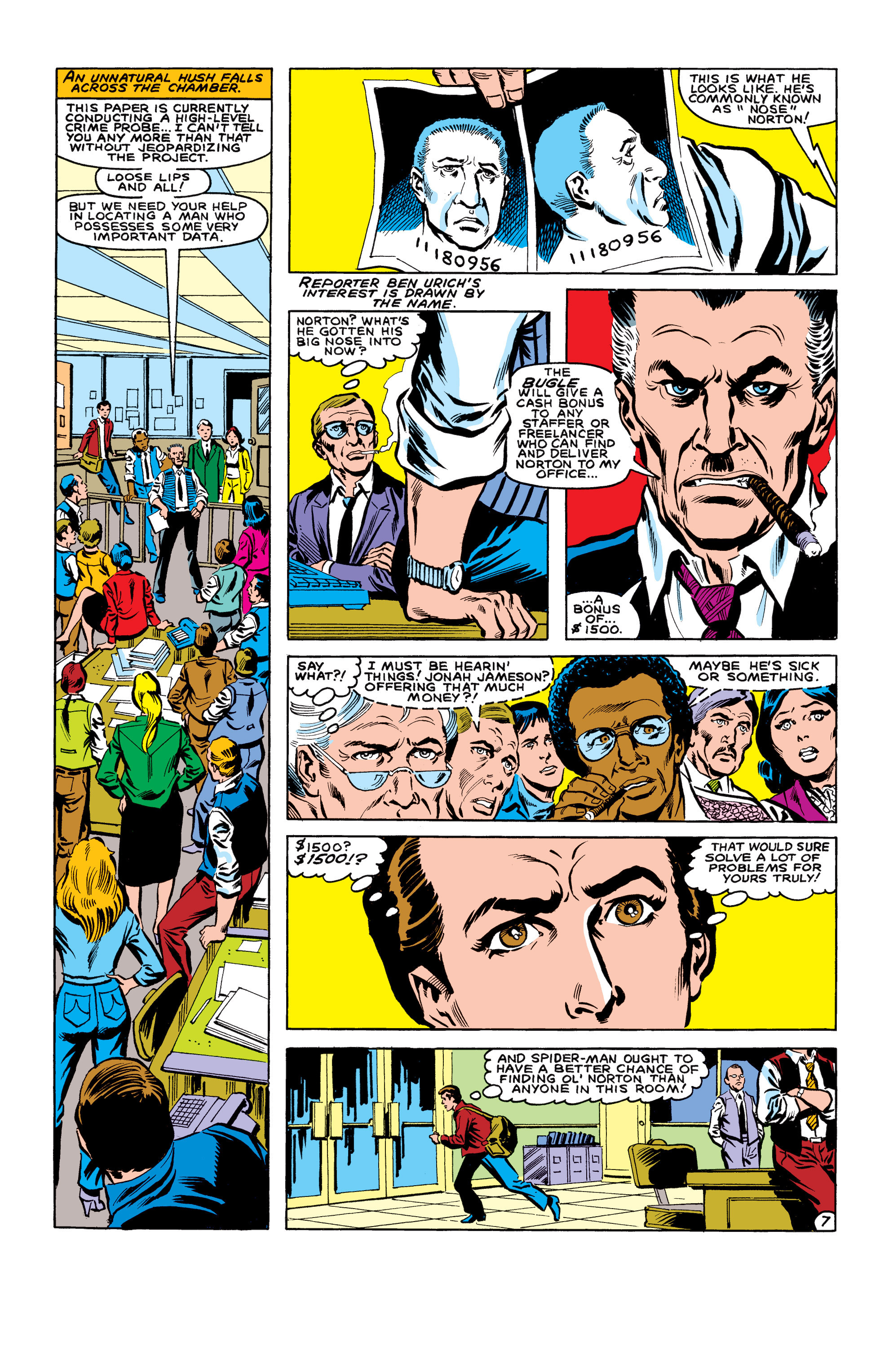 The Amazing Spider-Man (1963) 233 Page 7