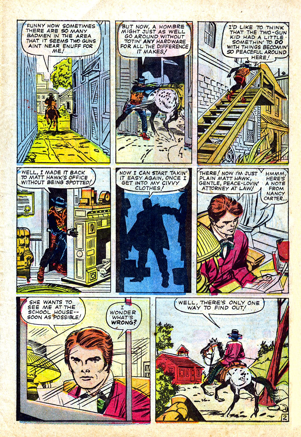 Read online Two-Gun Kid comic -  Issue #90 - 15