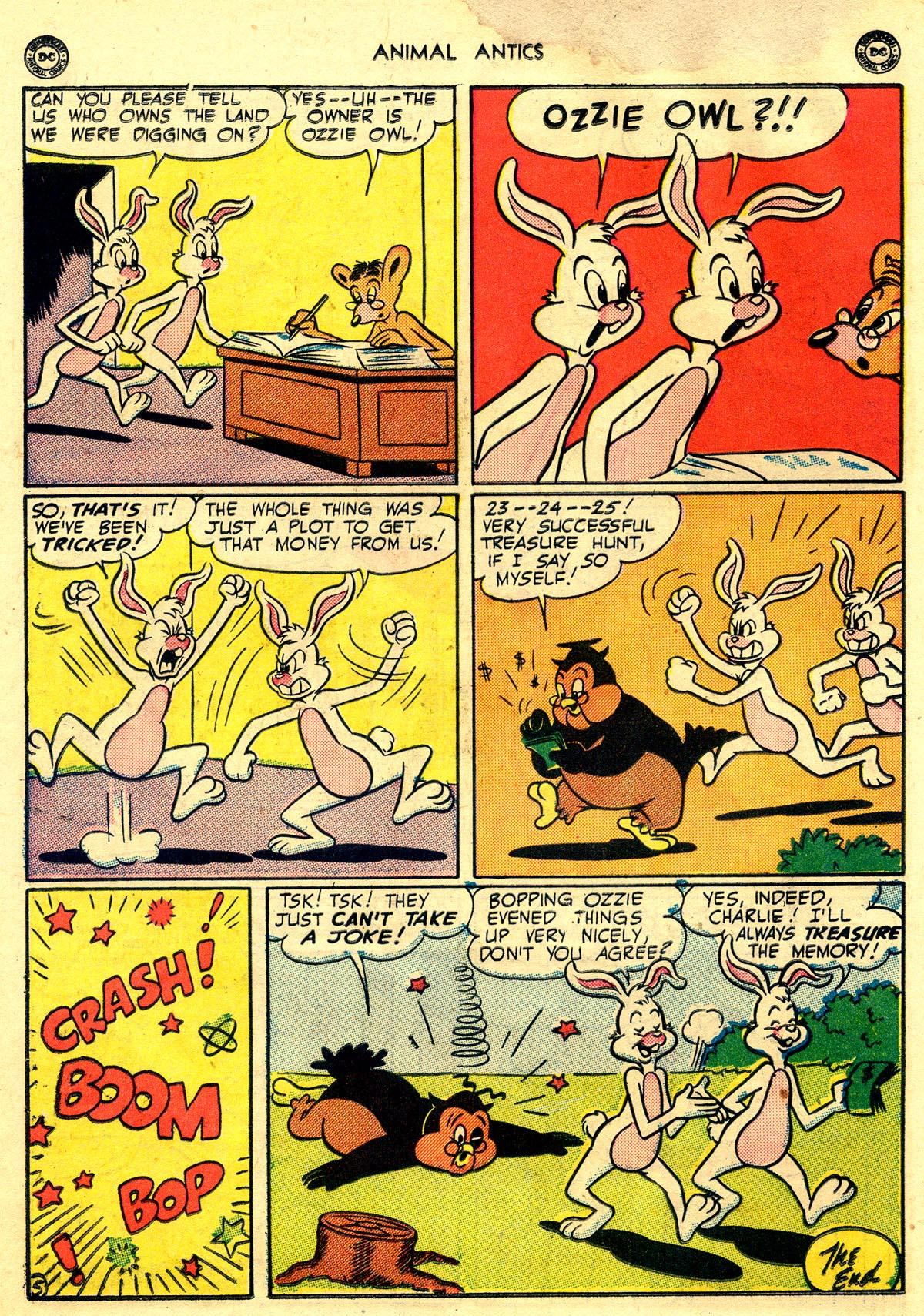 Read online Animal Antics comic -  Issue #26 - 38