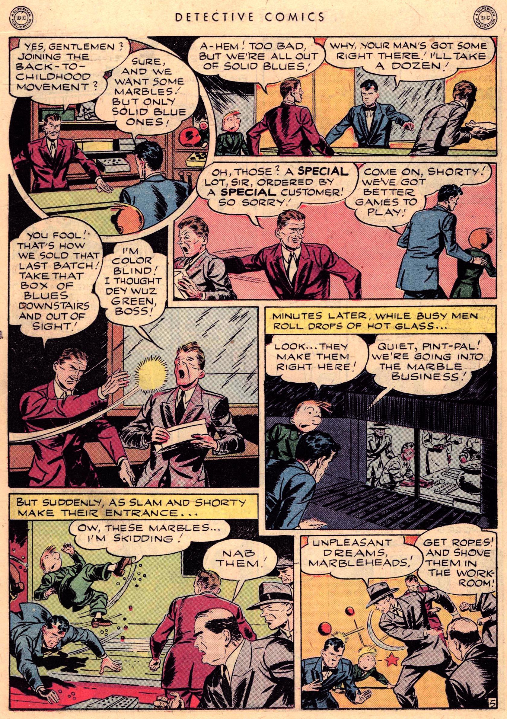Read online Detective Comics (1937) comic -  Issue #95 - 26