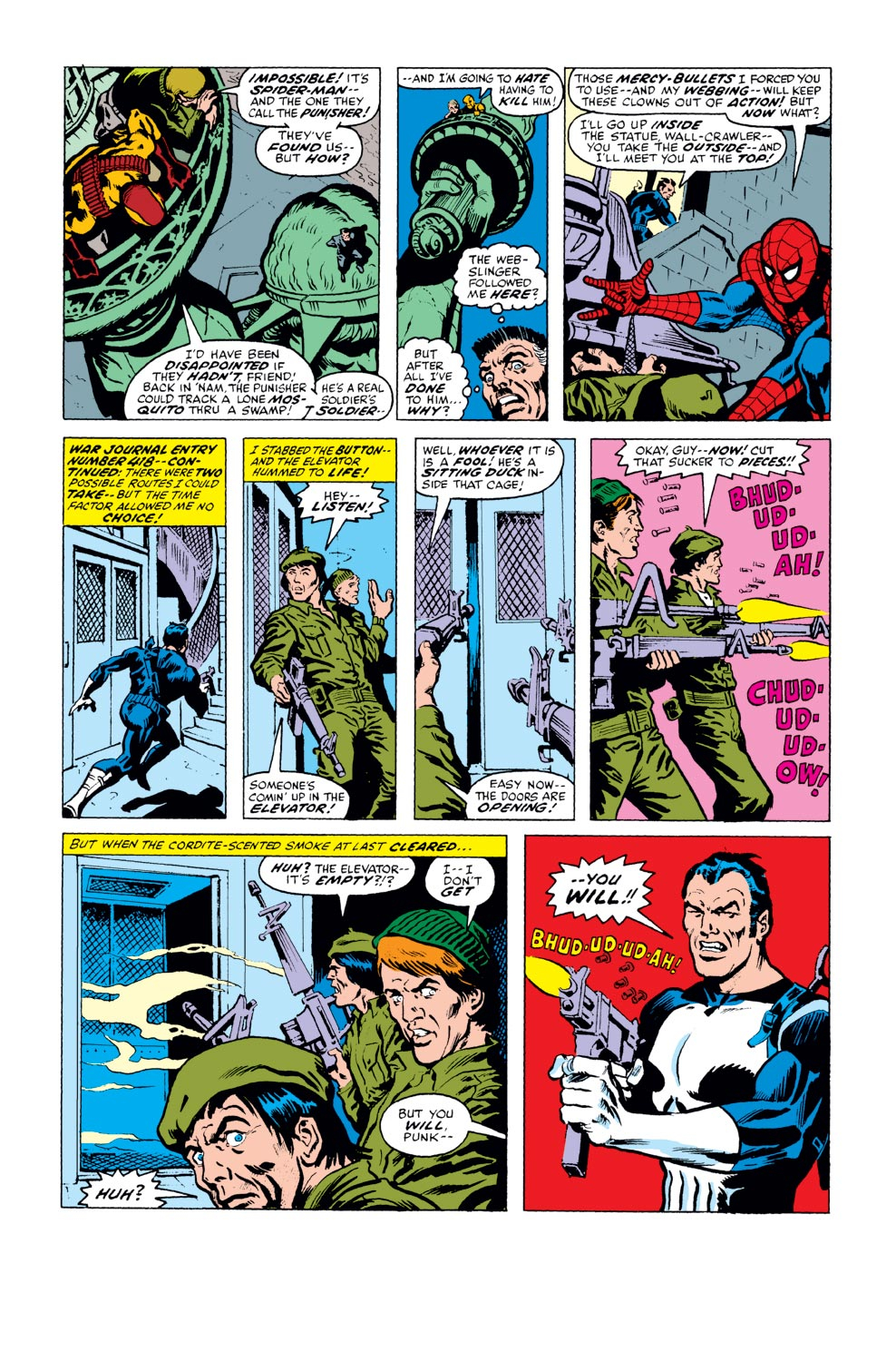 The Amazing Spider-Man (1963) 175 Page 12