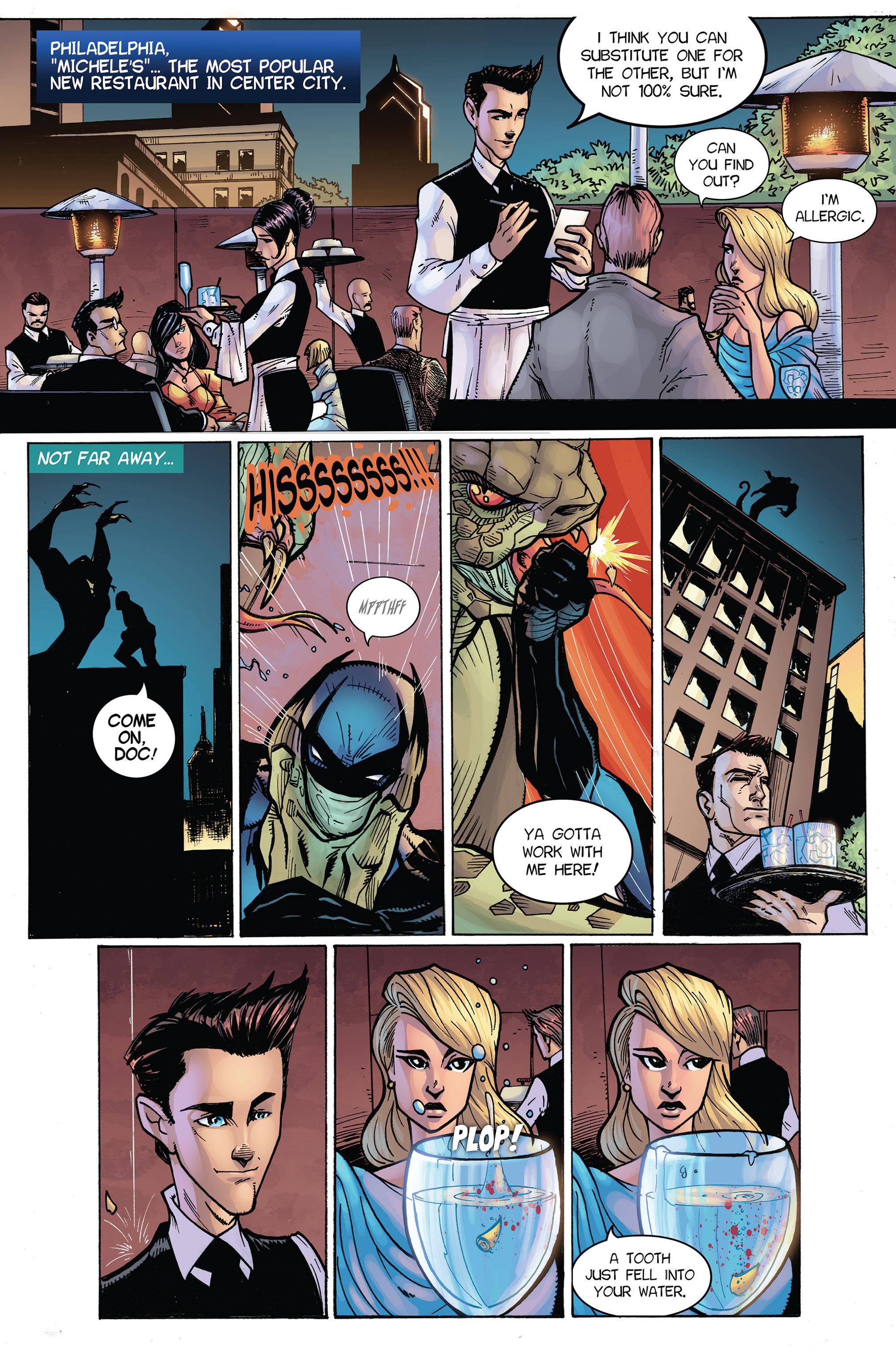 Read online Antiis Comics Presents, Vol. 1: Midknight comic -  Issue #Antiis Comics Presents, Vol. 1: Midknight Full - 2