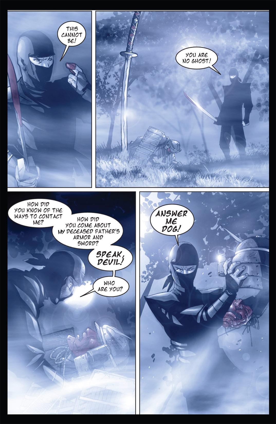 Read online Nightmare World comic -  Issue # Vol. 1 Thirteen Tales of Terror - 58