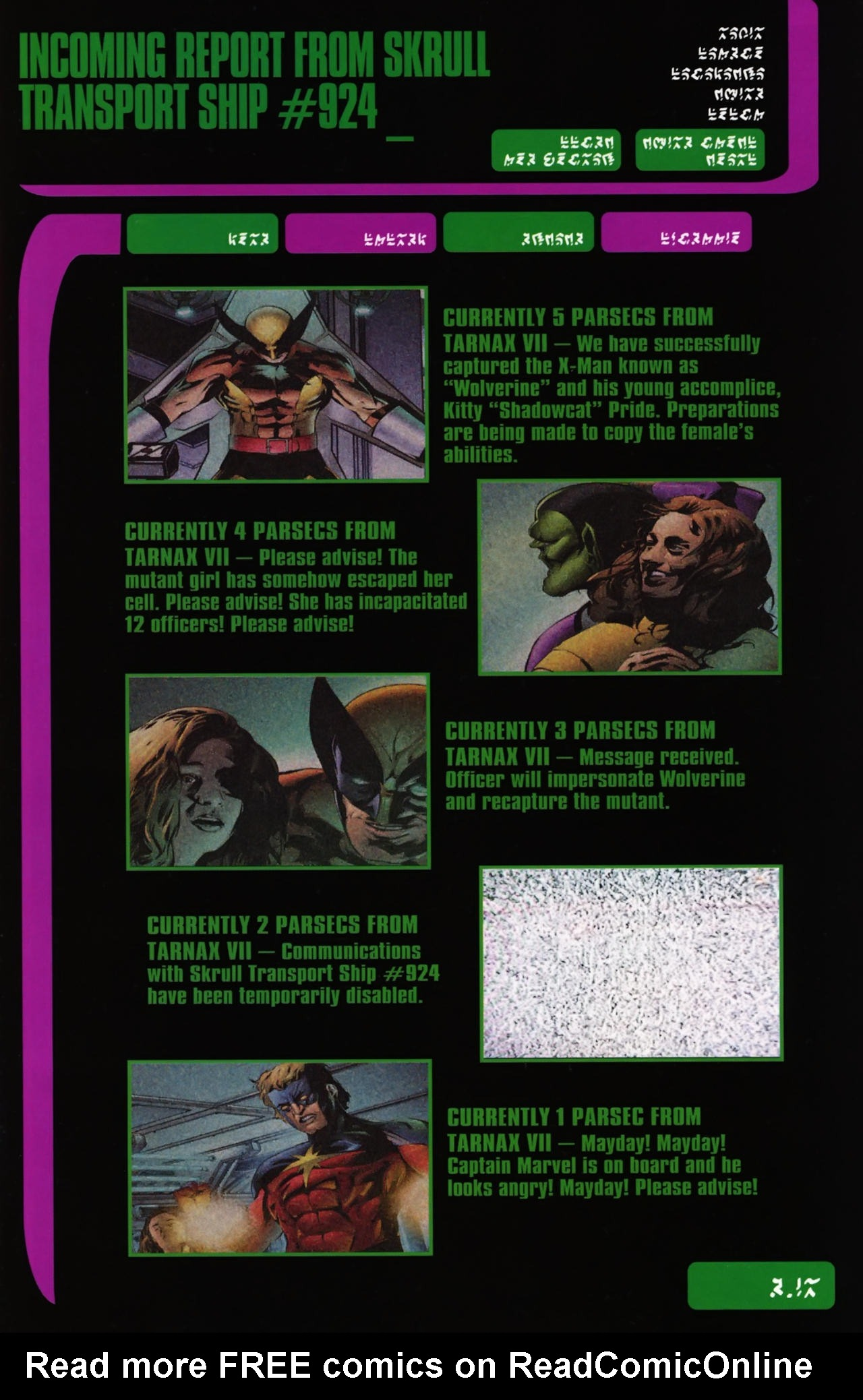 Read online Wolverine: First Class comic -  Issue #20 - 2