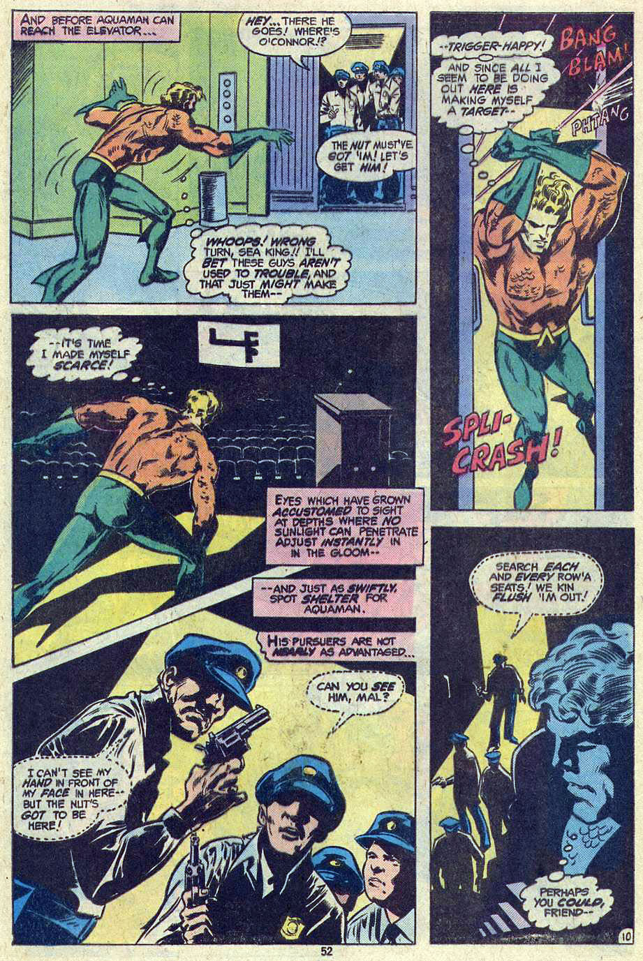 Read online Adventure Comics (1938) comic -  Issue #461 - 52