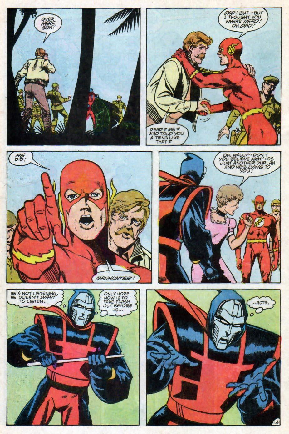Manhunter (1988) issue 9 - Page 15