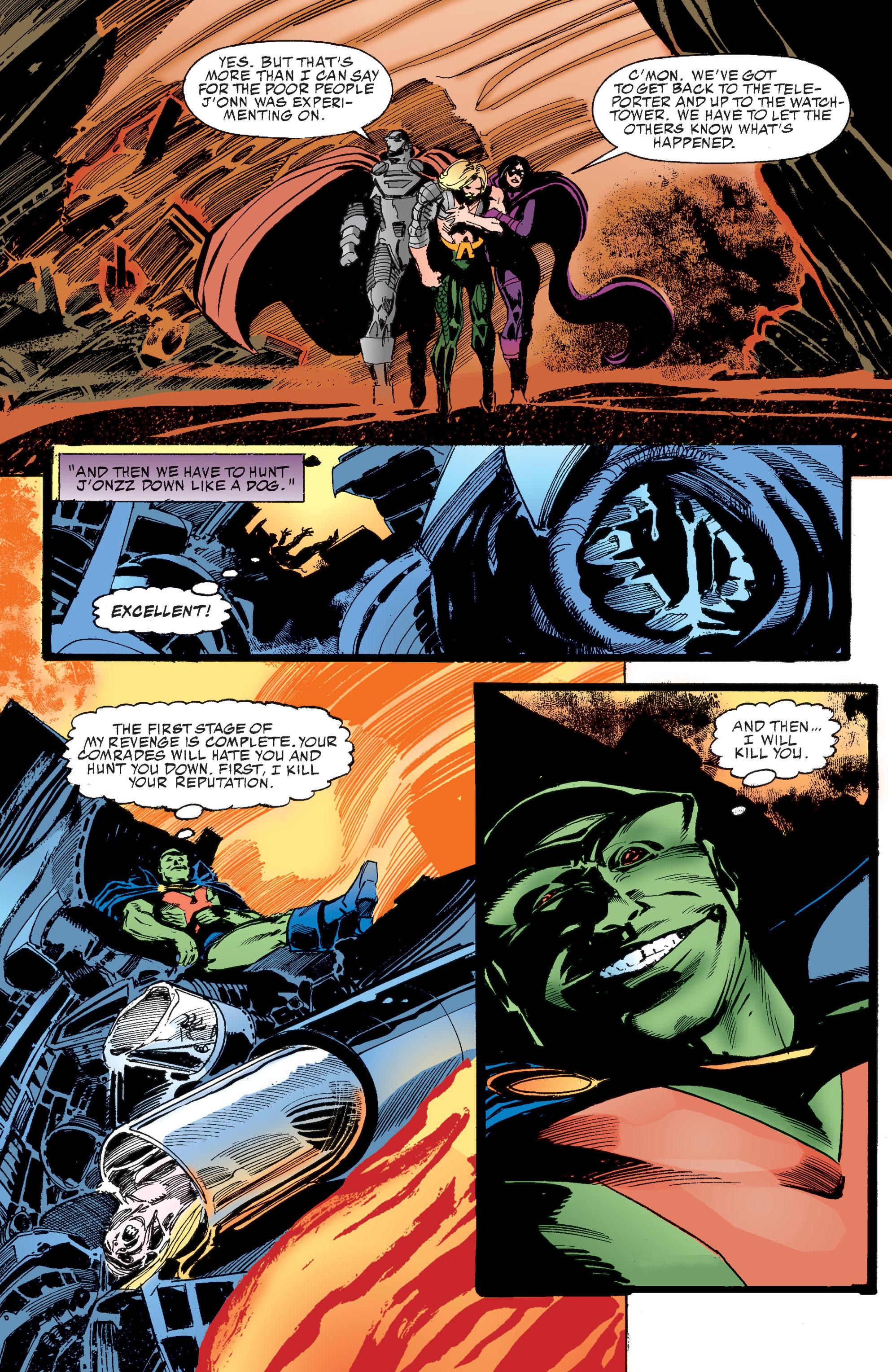 Read online Martian Manhunter: Son of Mars comic -  Issue # TPB - 166