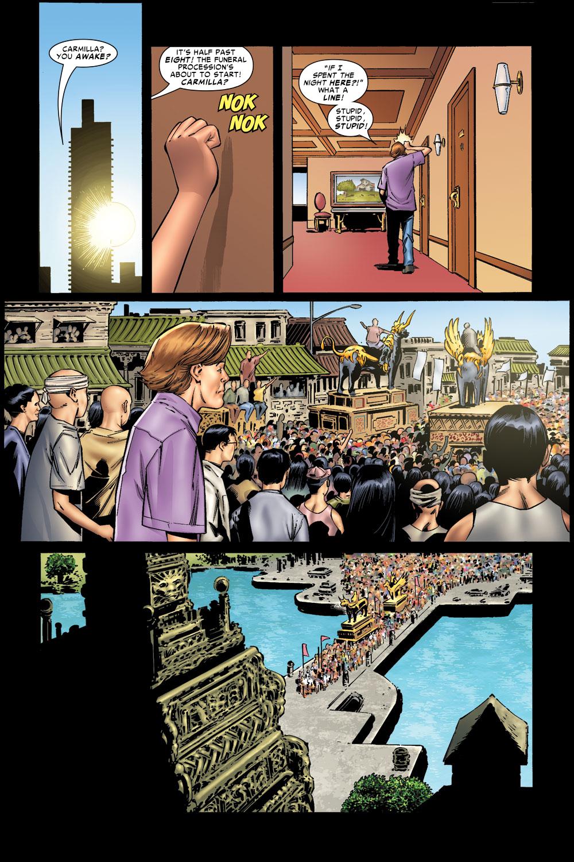 Read online Amazing Fantasy (2004) comic -  Issue #8 - 21