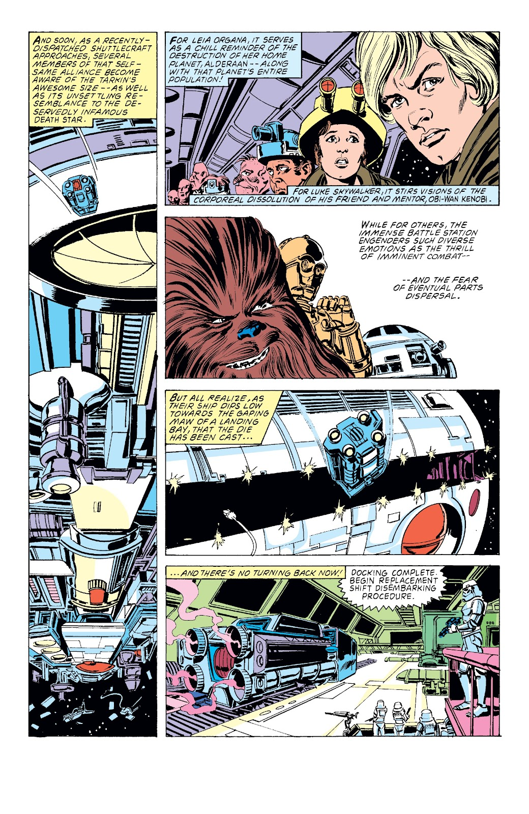 Read online Star Wars Legends: The Original Marvel Years - Epic Collection comic -  Issue # TPB 3 (Part 3) - 87