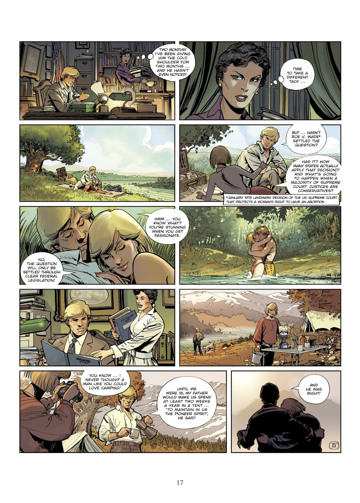 XIII Mystery issue 8 - Page 19