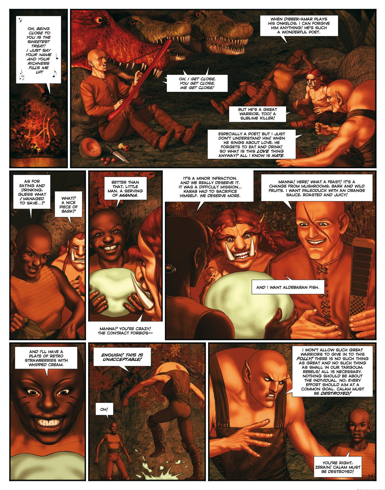 Read online Megalex (2014) comic -  Issue #2 - 36