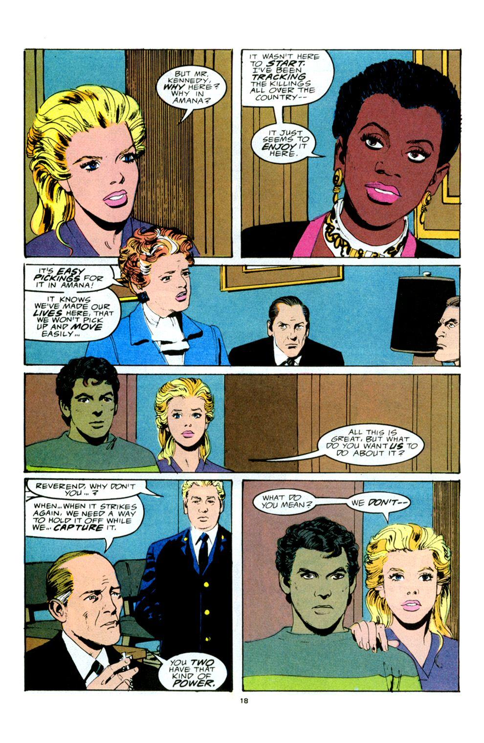 Read online Powerline comic -  Issue #5 - 20