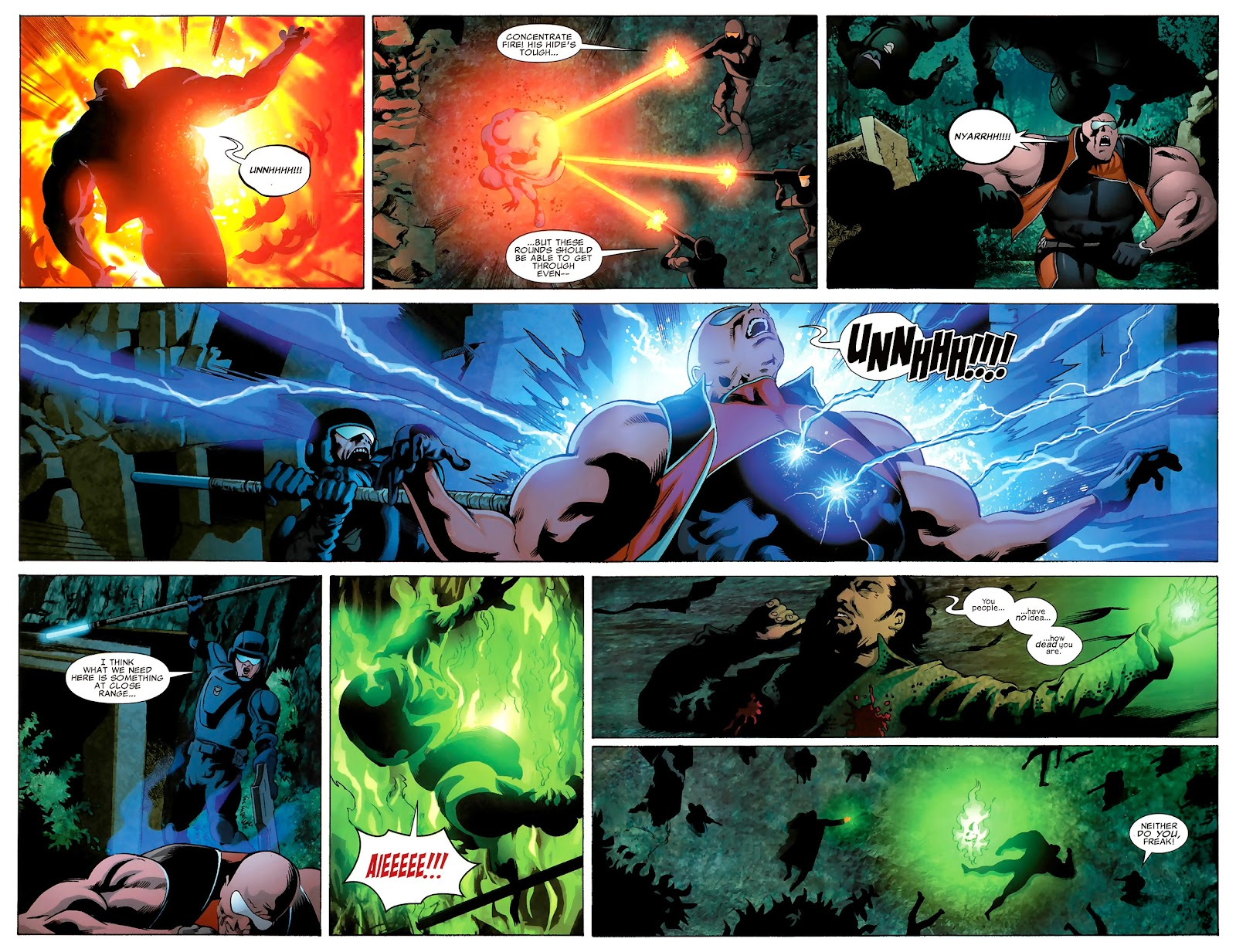 Read online X-Men: Second Coming Revelations comic -  Issue # TPB (Part 2) - 68