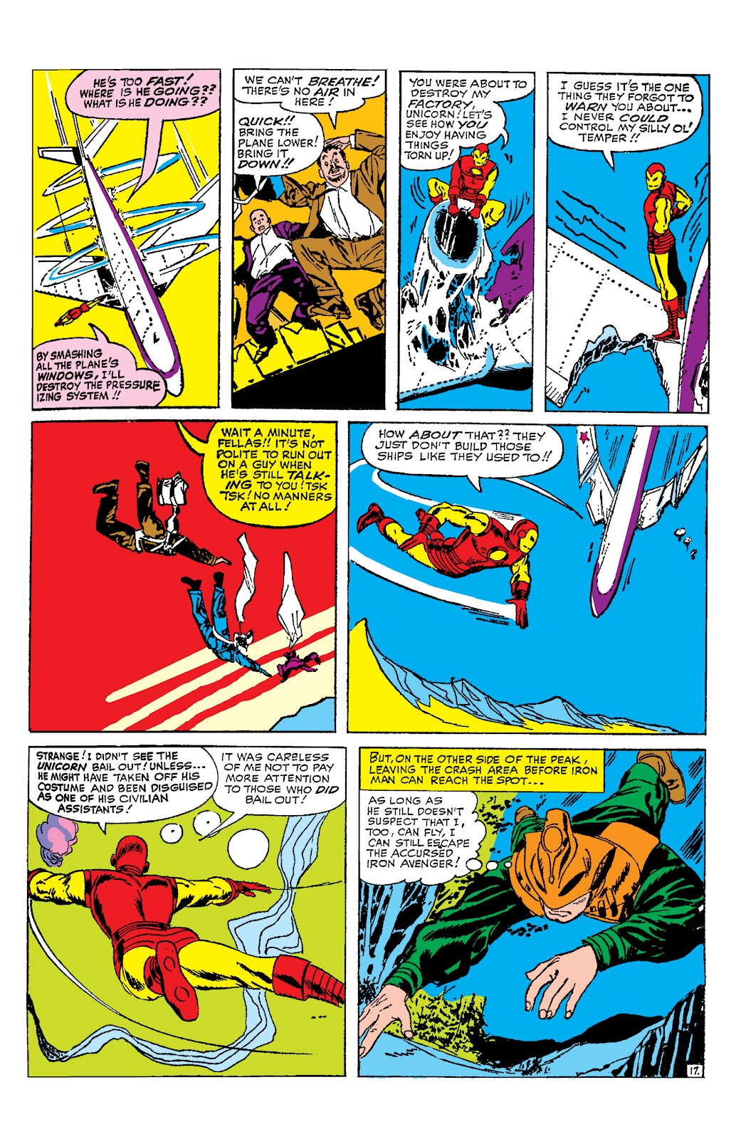 Read online Marvel Masterworks: The Invincible Iron Man comic -  Issue # TPB 2 (Part 1) - 98