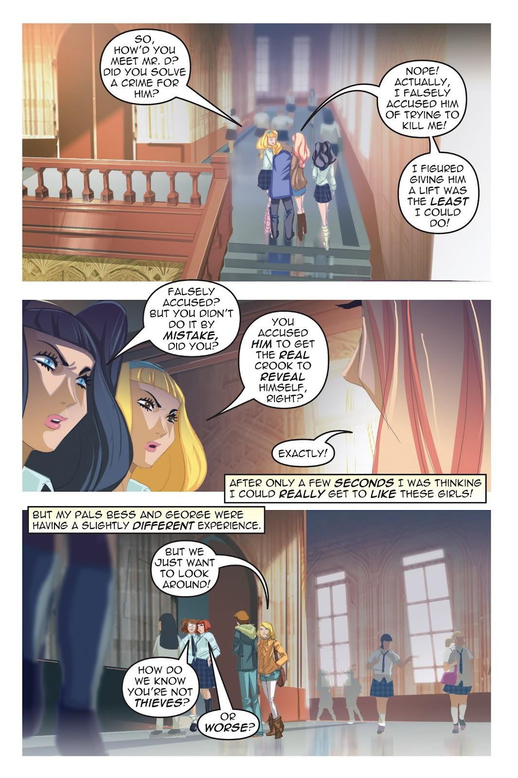 Read online Nancy Drew comic -  Issue #19 - 81