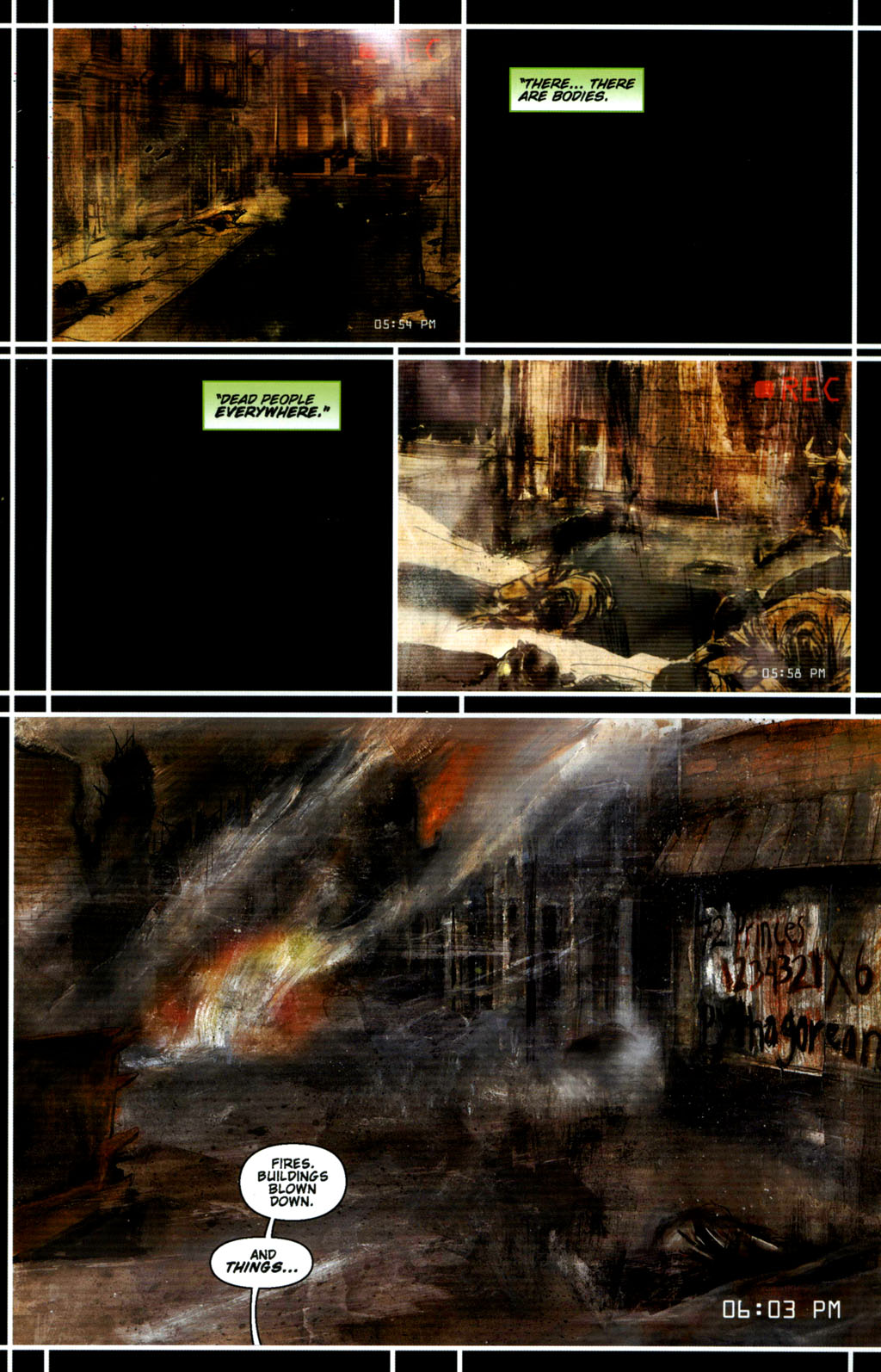 Read online Silent Hill: Dying Inside comic -  Issue #3 - 3