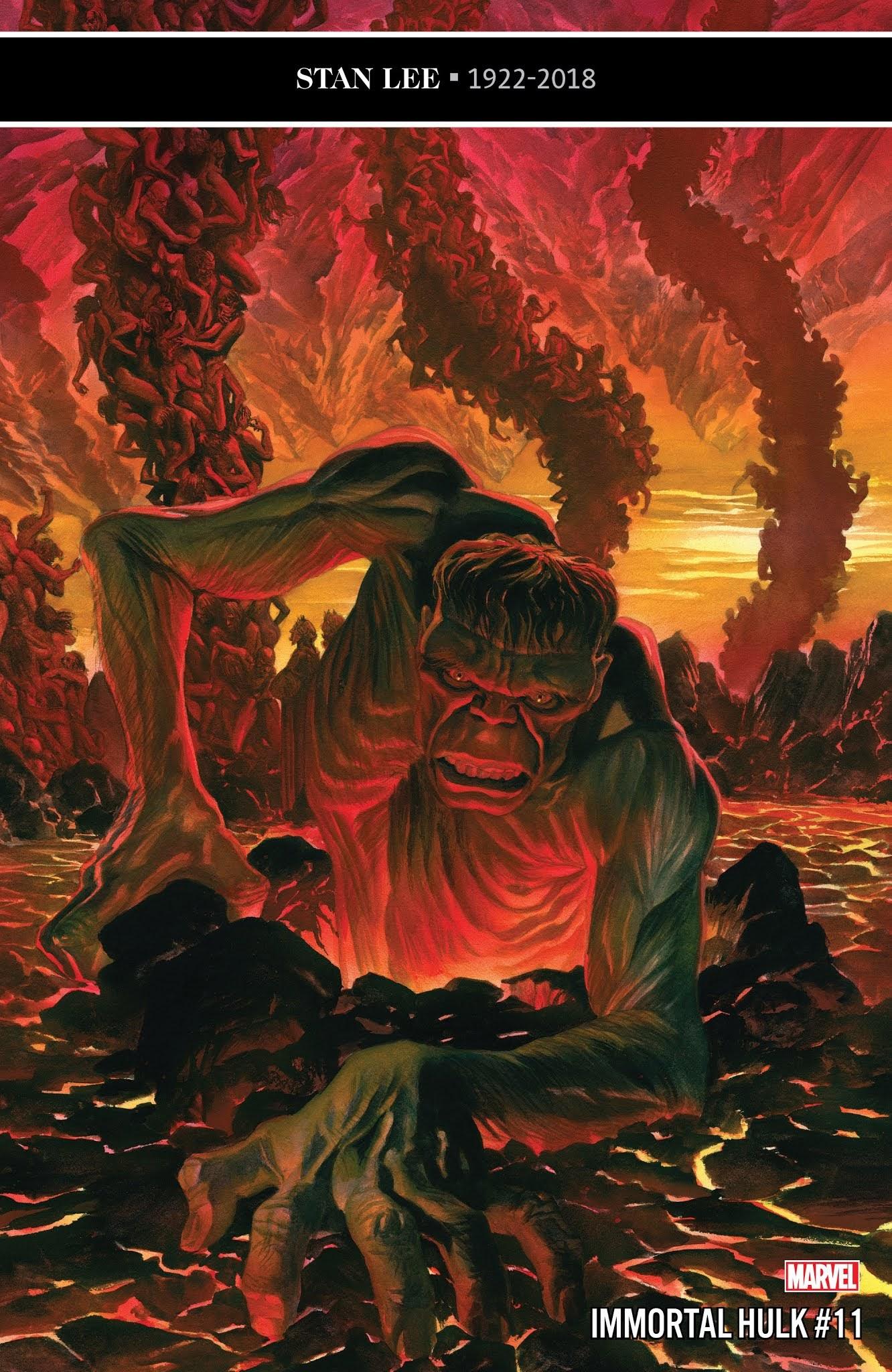 Immortal Hulk (2018) issue 11 - Page 1