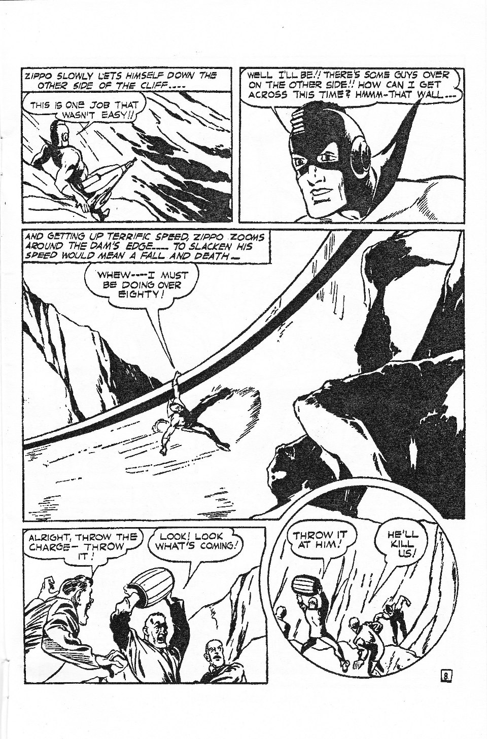 Read online Men of Mystery Comics comic -  Issue #53 - 39