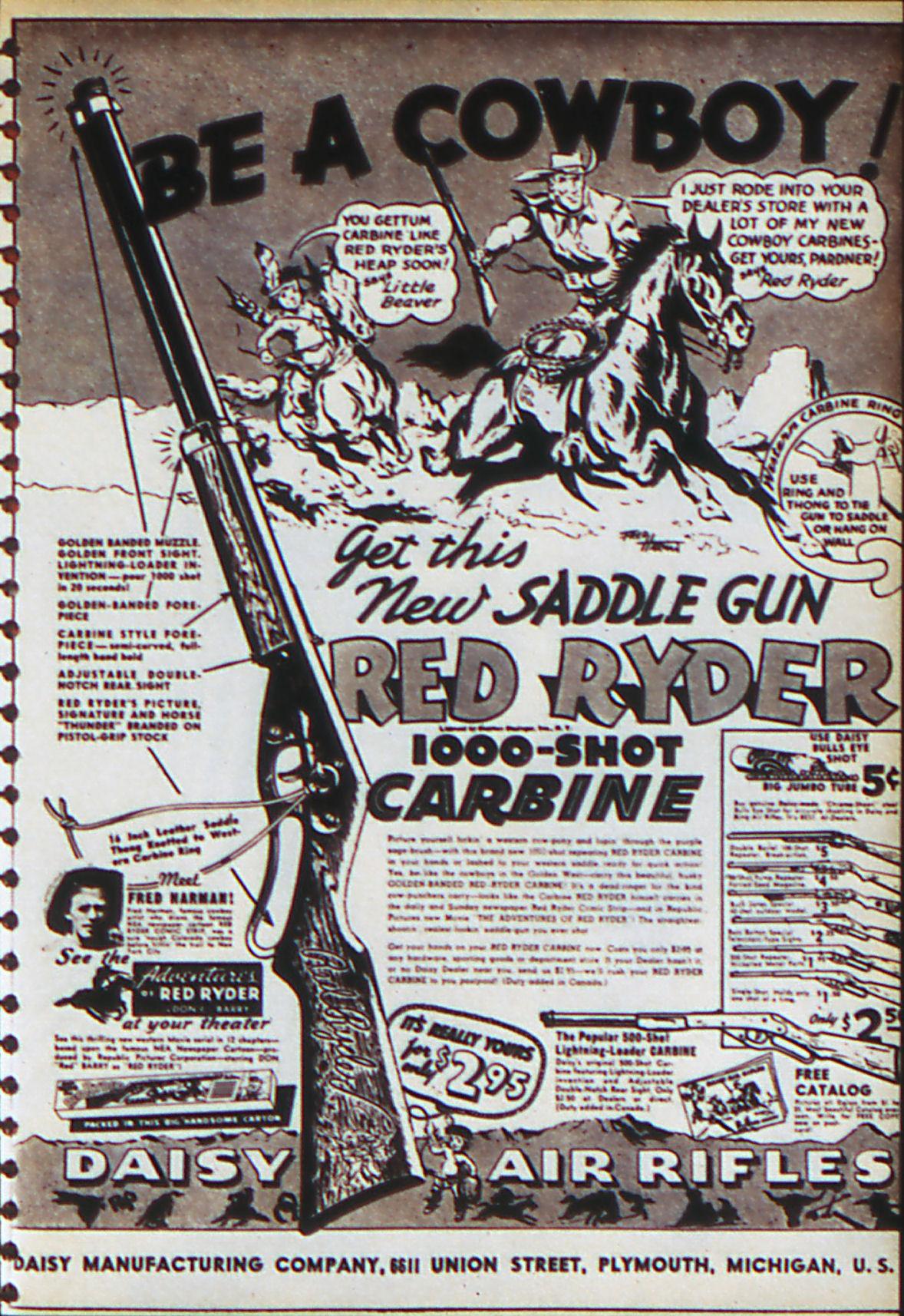 Read online Adventure Comics (1938) comic -  Issue #56 - 68