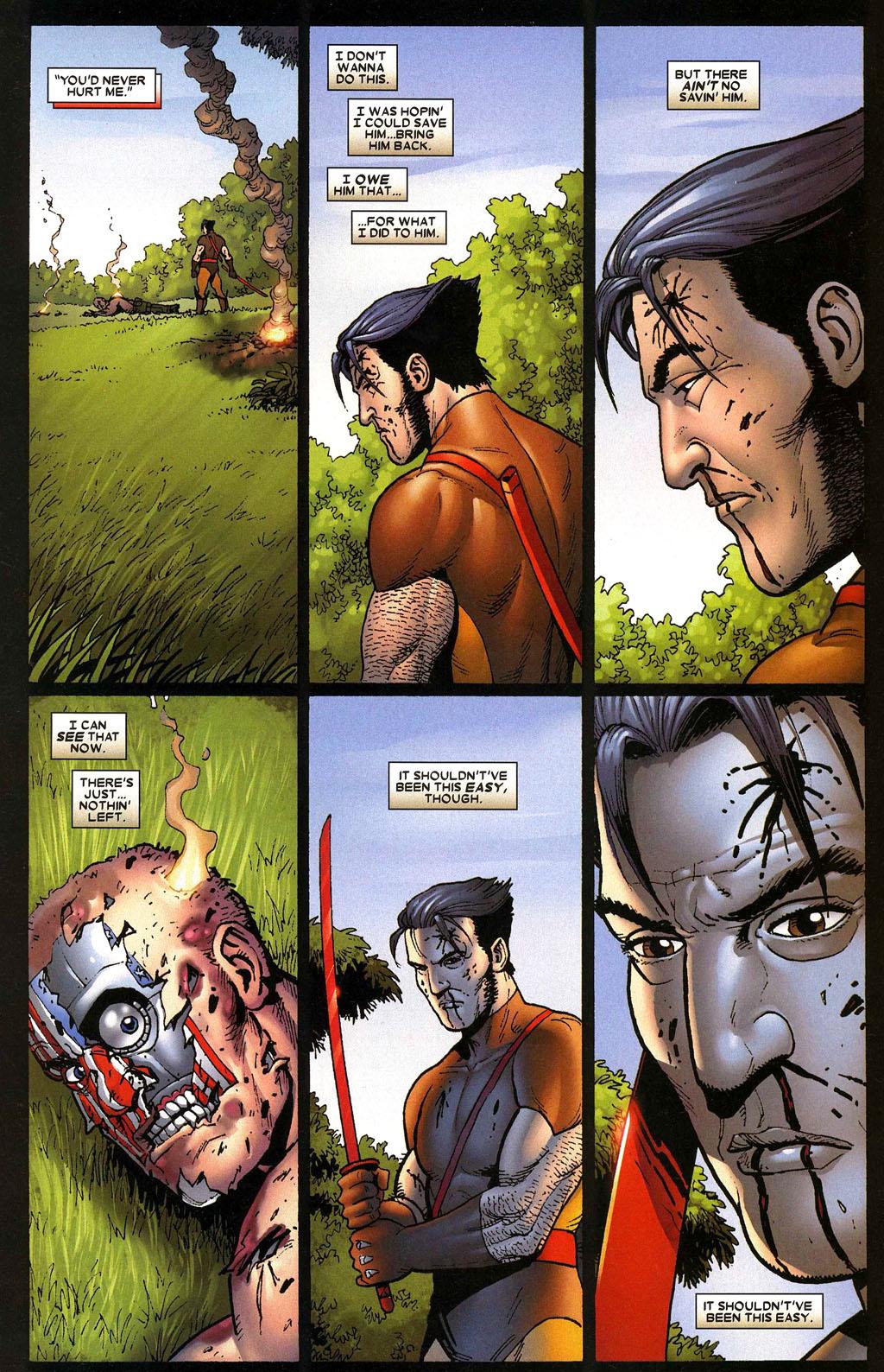 Read online Wolverine: Origins comic -  Issue #3 - 20