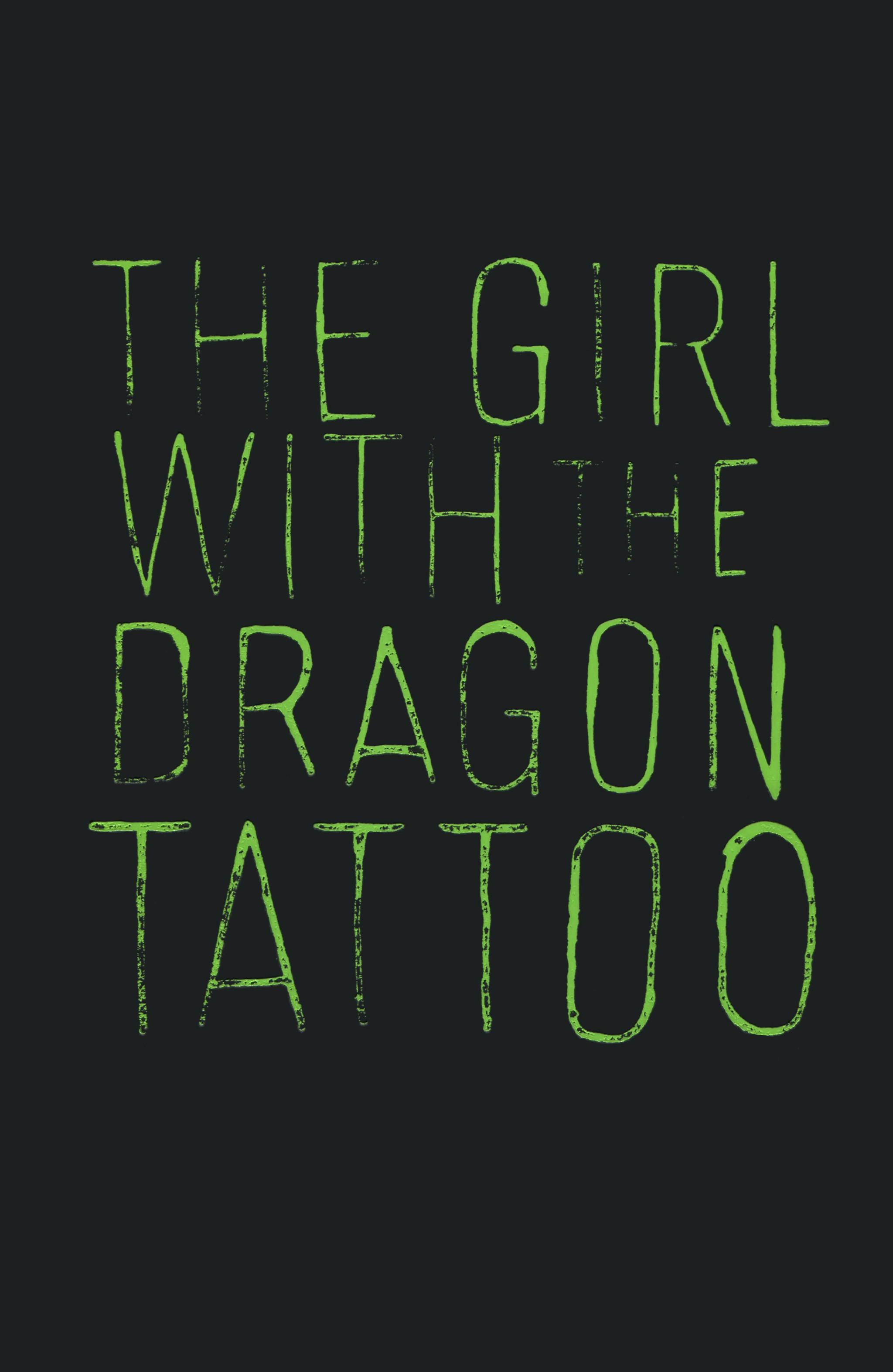 Read online The Girl With the Dragon Tattoo comic -  Issue # TPB 1 - 3