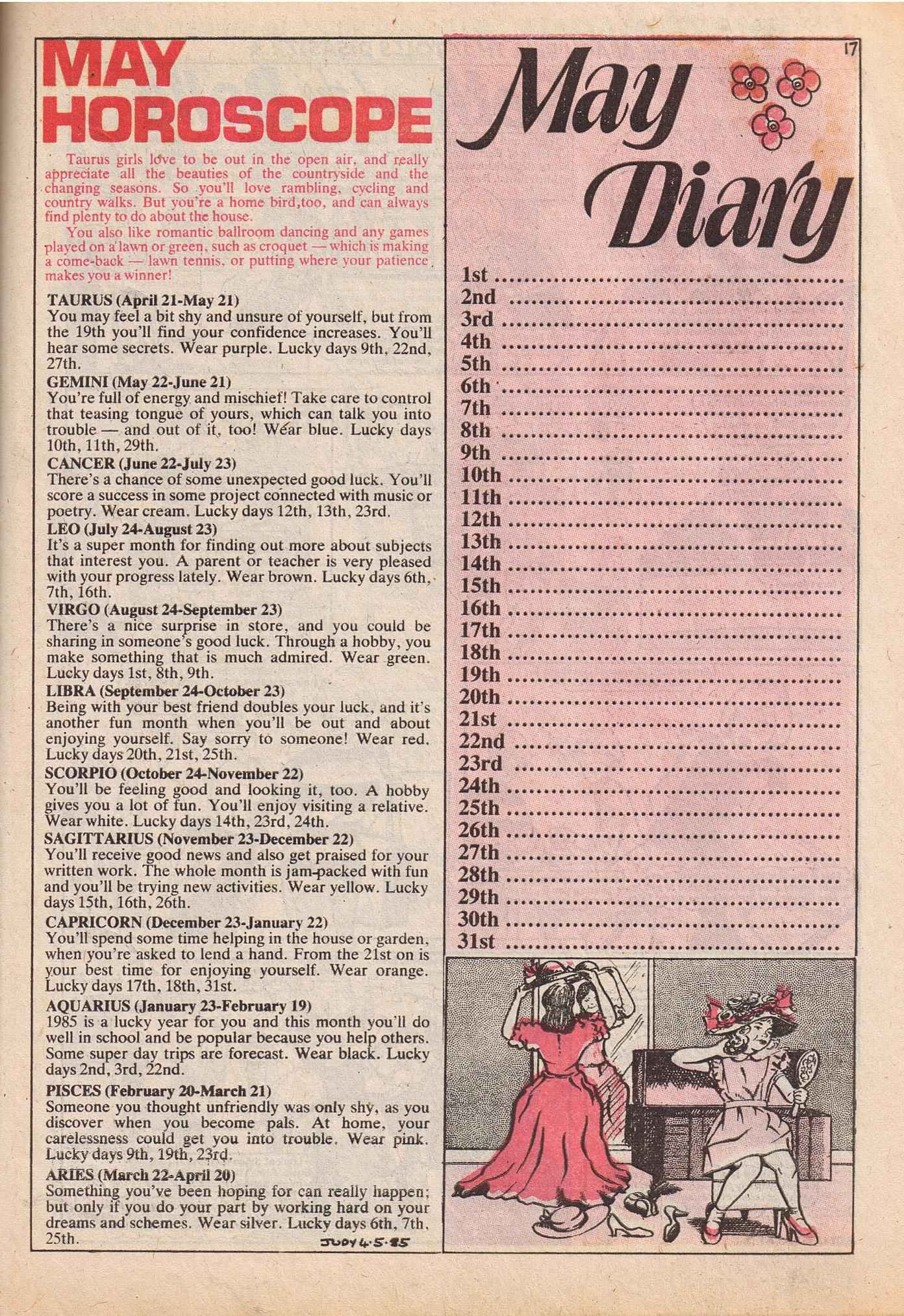 Read online Judy comic -  Issue #1321 - 17