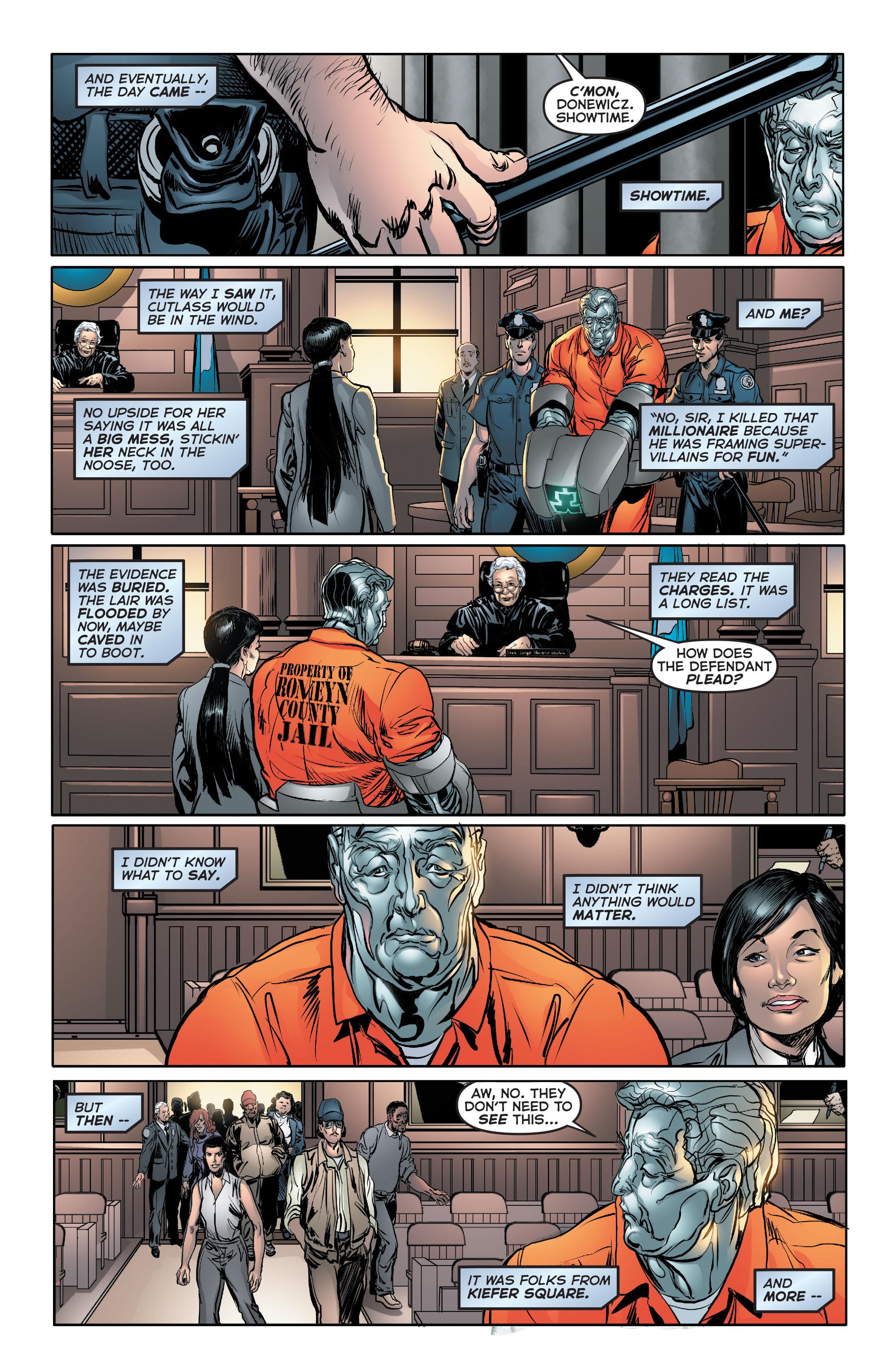 Read online Astro City comic -  Issue #34 - 20