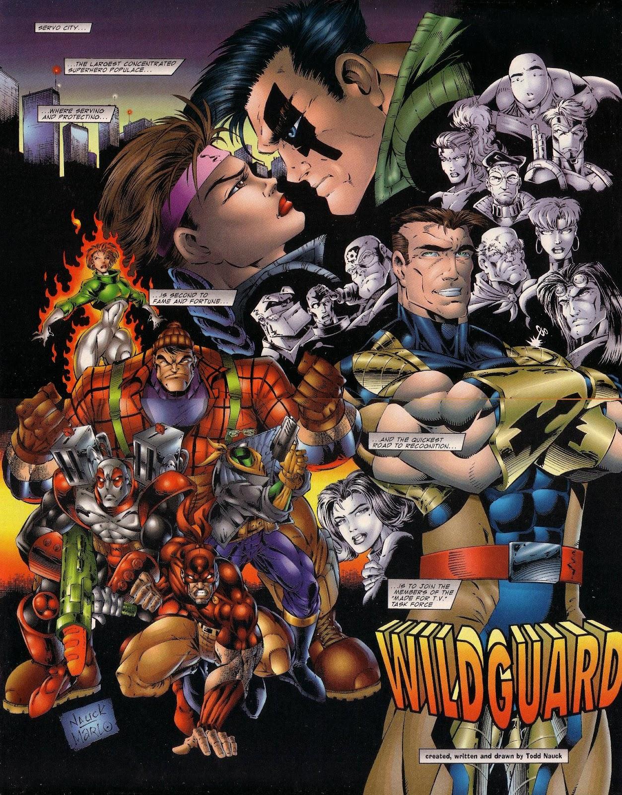 Read online Maximum Hero comic -  Issue # Full - 10