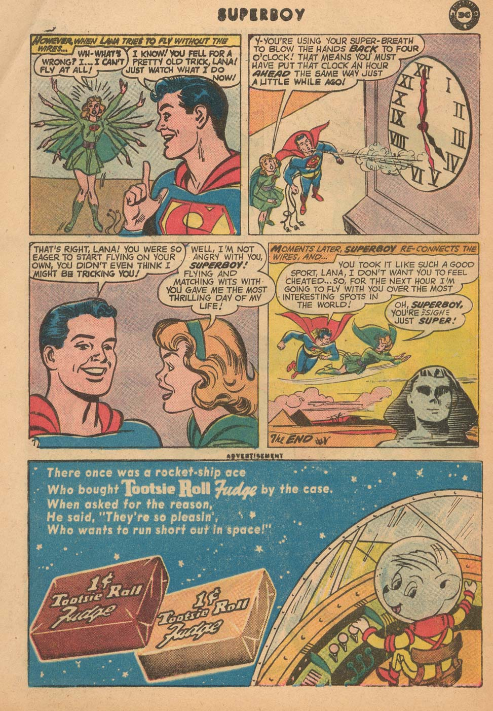 Superboy (1949) issue 72 - Page 28