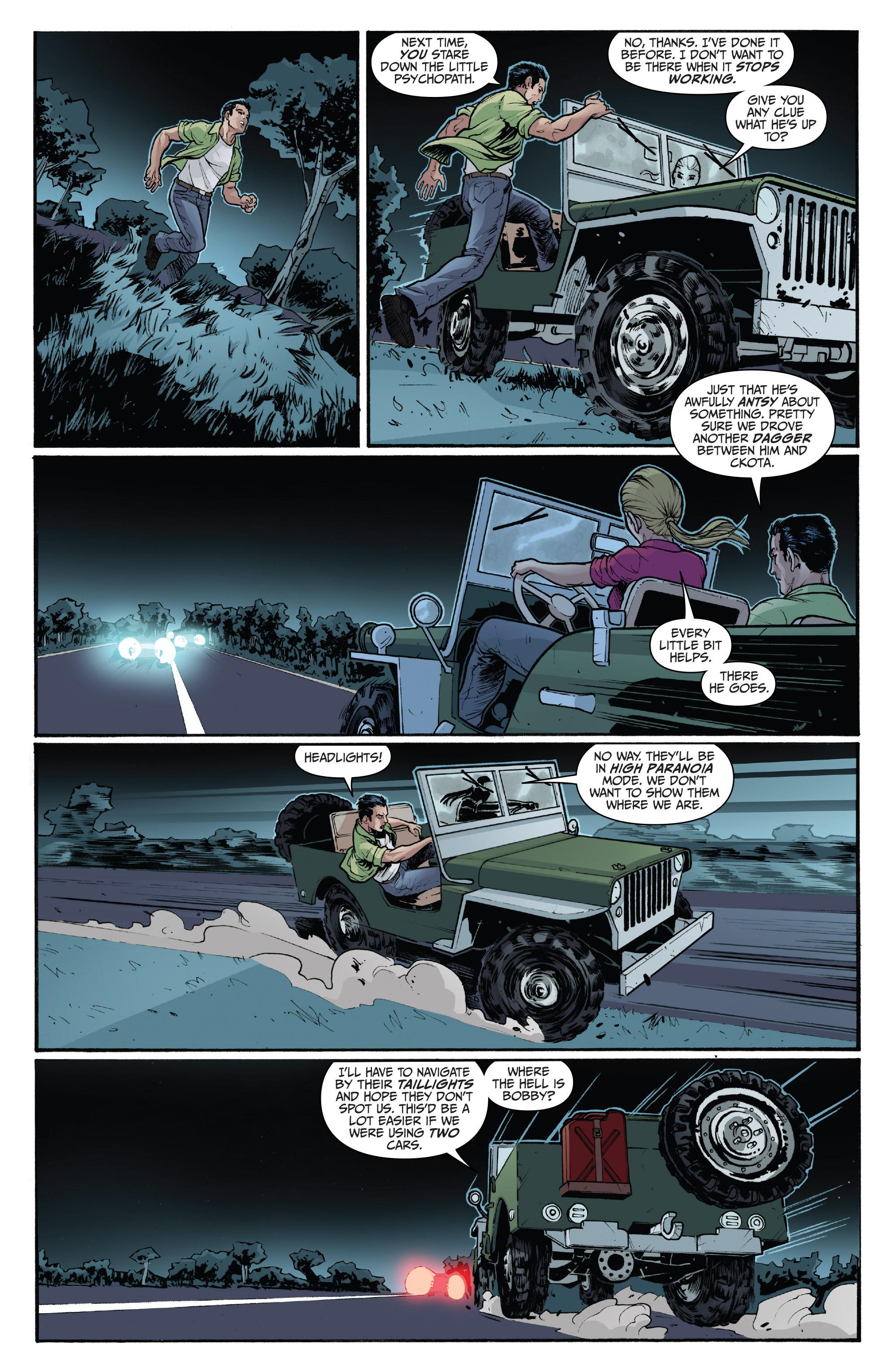 Read online 3 Guns comic -  Issue #5 - 20
