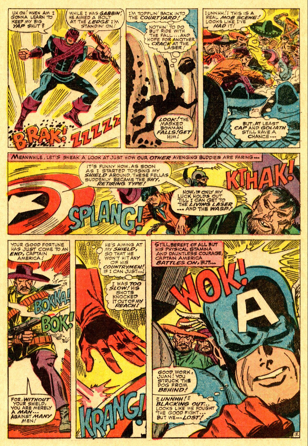 The Avengers (1963) 35 Page 16