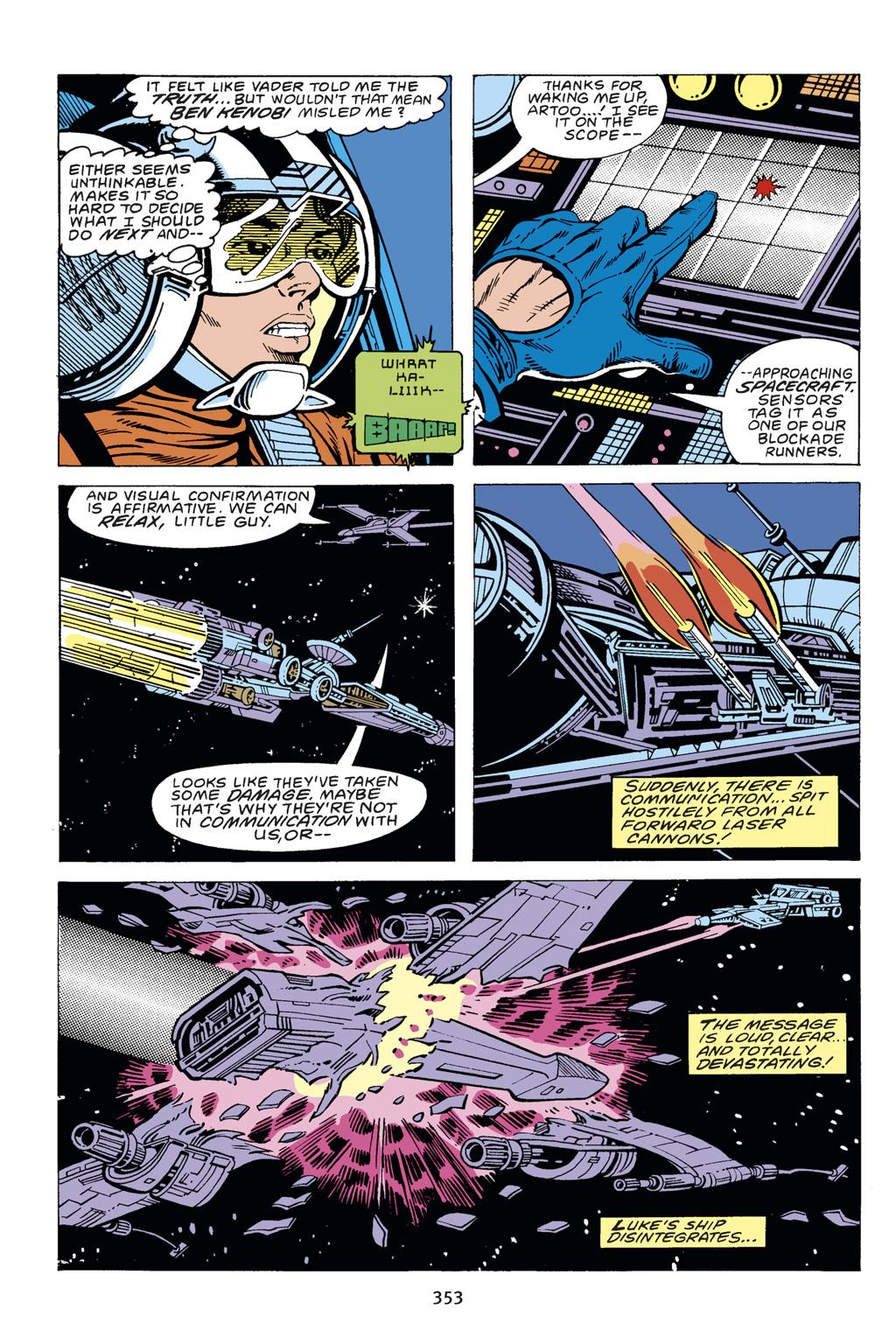 Read online Star Wars Omnibus comic -  Issue # Vol. 14 - 350