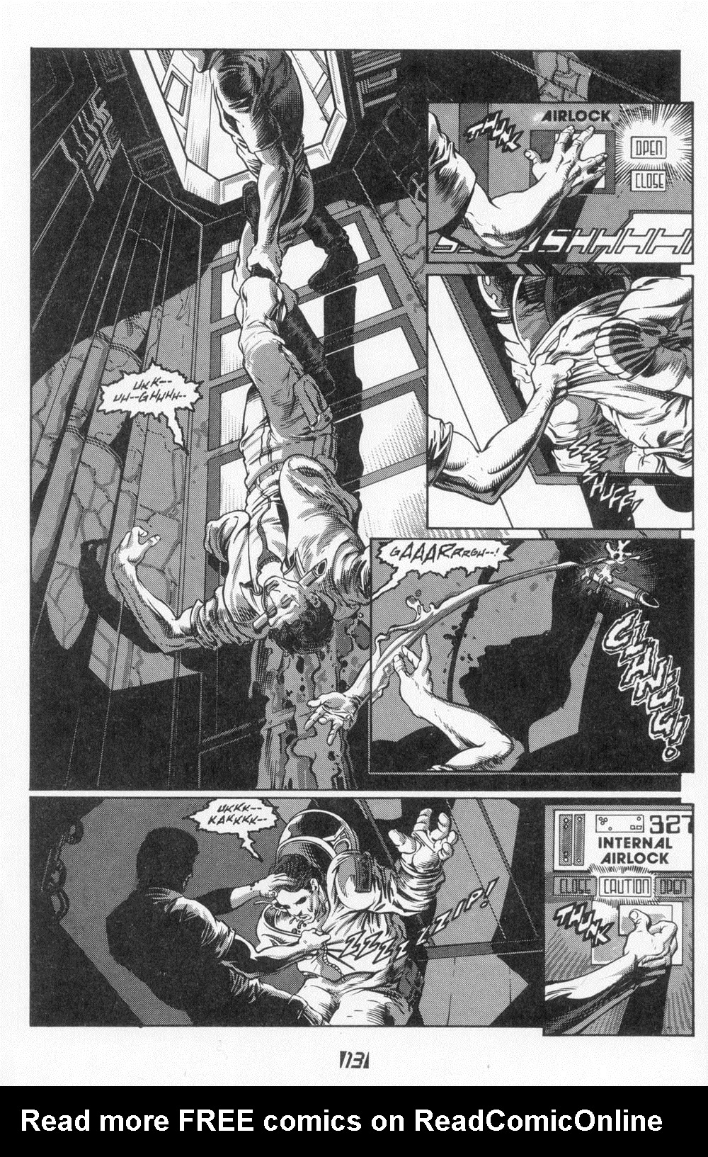 Read online Aliens (1988) comic -  Issue #3 - 17