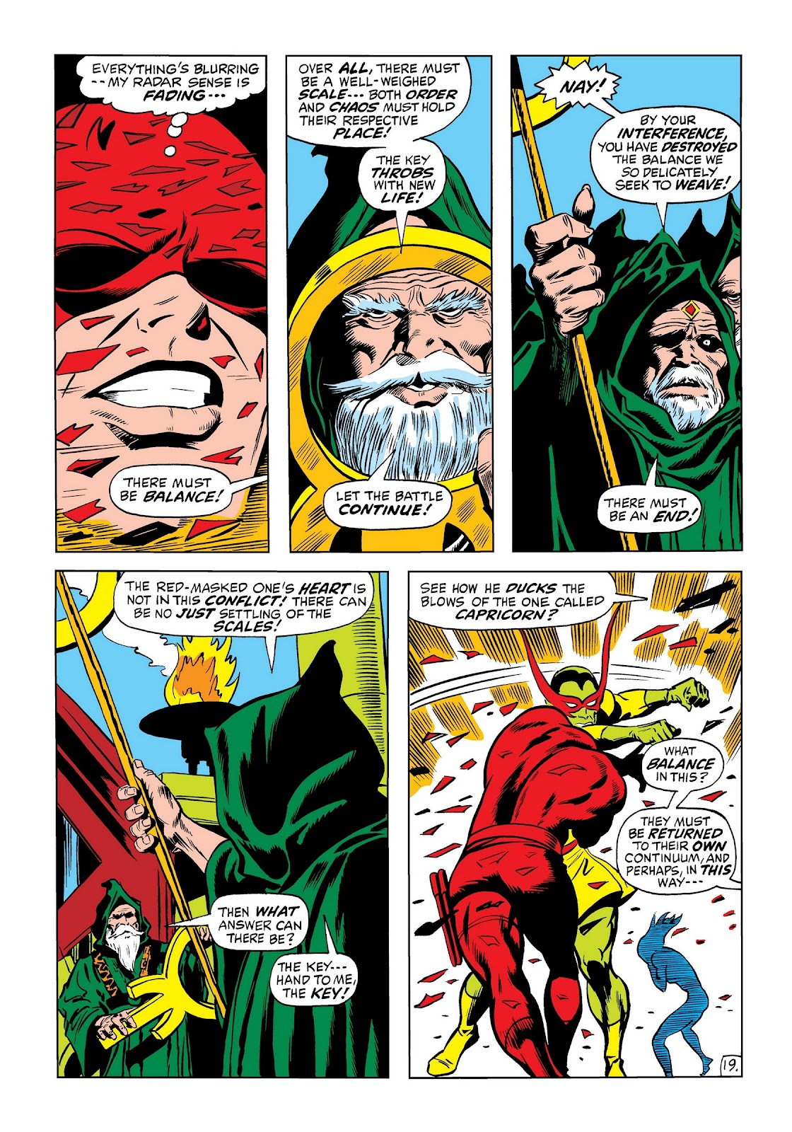 Read online Marvel Masterworks: The Invincible Iron Man comic -  Issue # TPB 7 (Part 3) - 27
