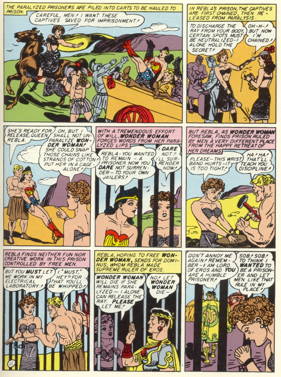 Read online Sensation (Mystery) Comics comic -  Issue #11 - 13