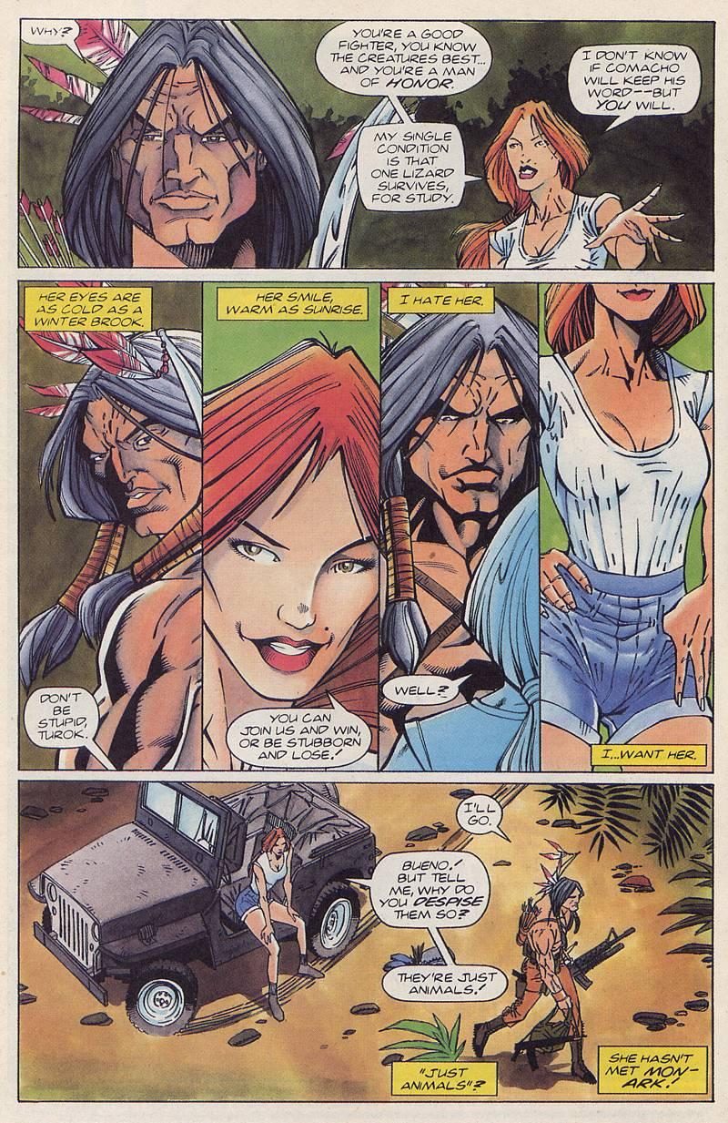 Read online Turok, Dinosaur Hunter (1993) comic -  Issue #3 - 5