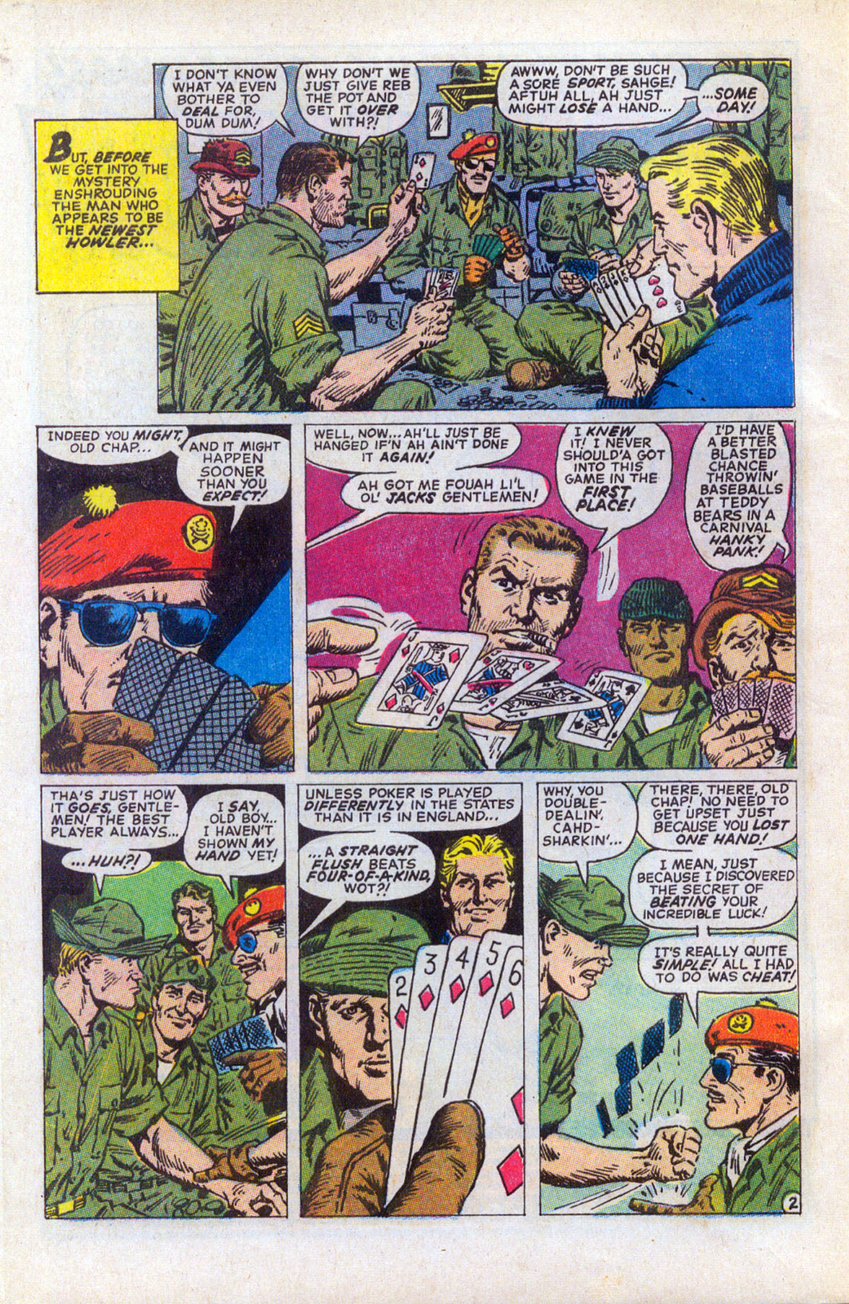 Read online Sgt. Fury comic -  Issue #159 - 4