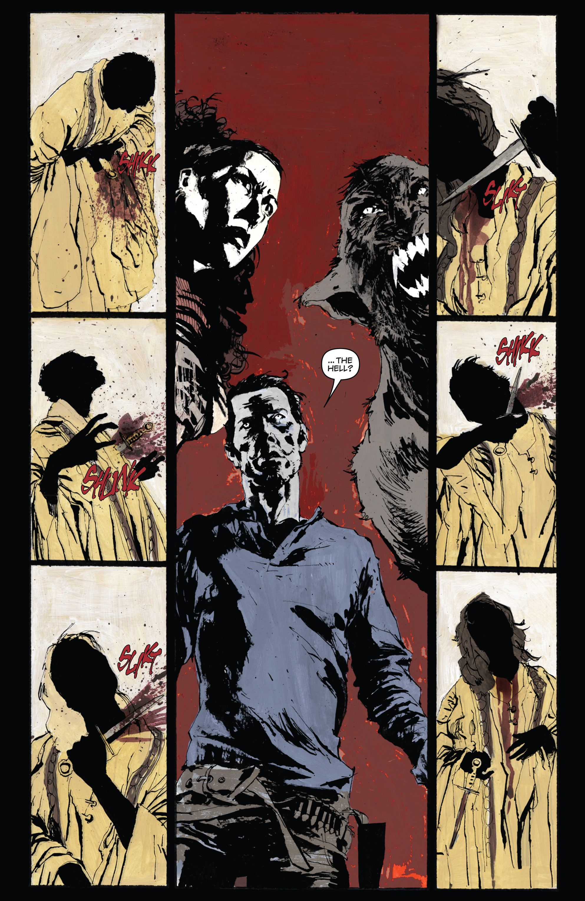 Read online Dead Irons comic -  Issue # TPB - 85