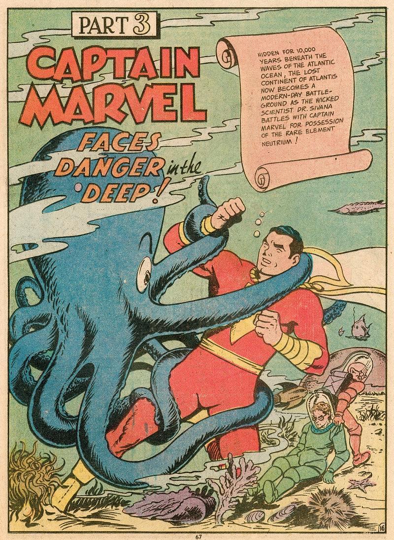 Read online Shazam! (1973) comic -  Issue #12 - 56