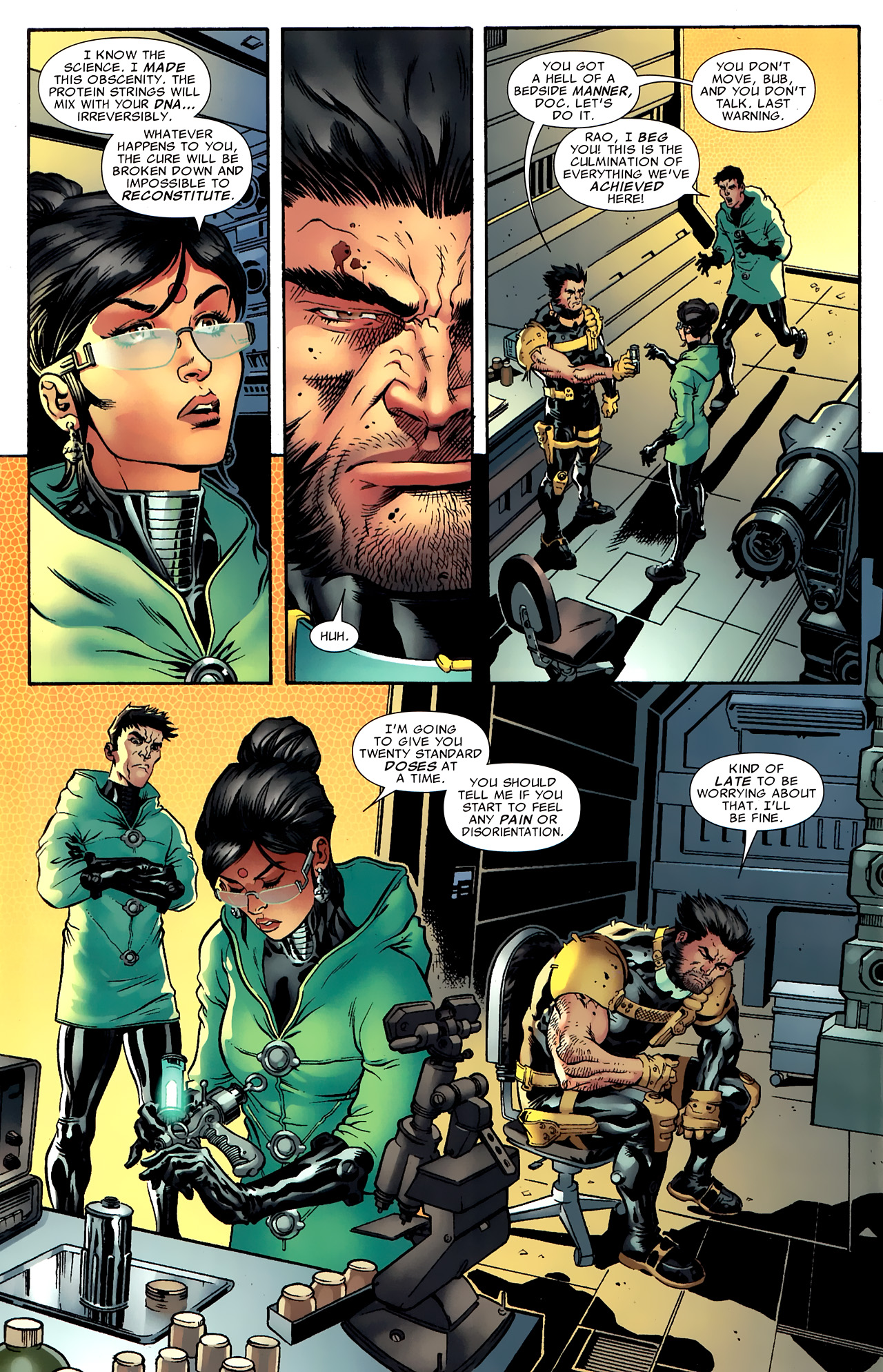 Read online Age of X: Alpha comic -  Issue #Age of X: Alpha Full - 29