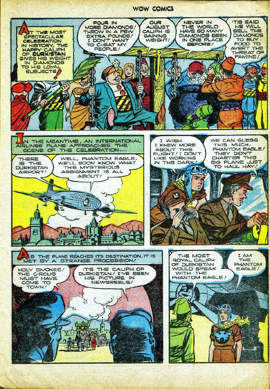 Wow Comics issue 57 - Page 15