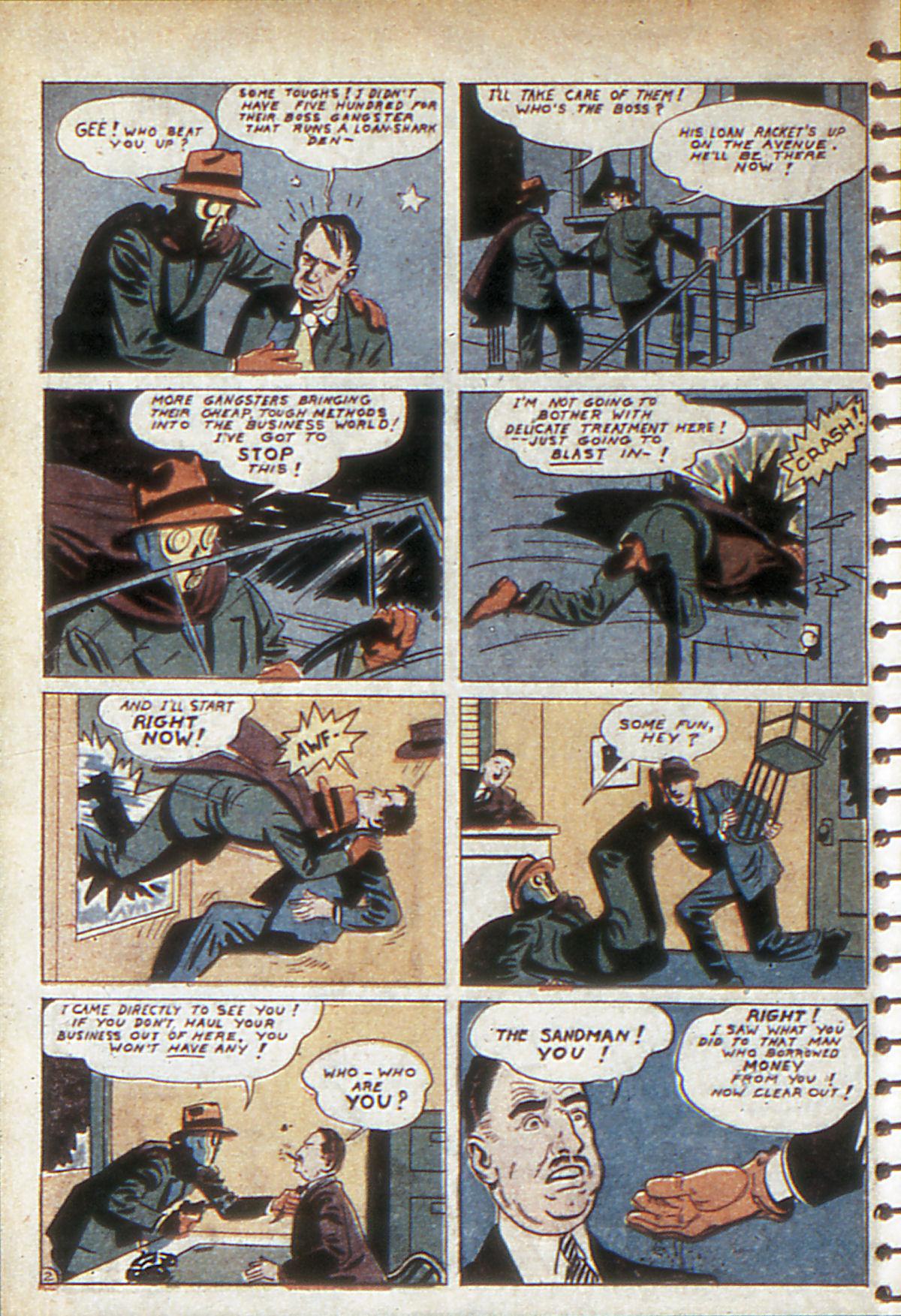 Read online Adventure Comics (1938) comic -  Issue #53 - 59
