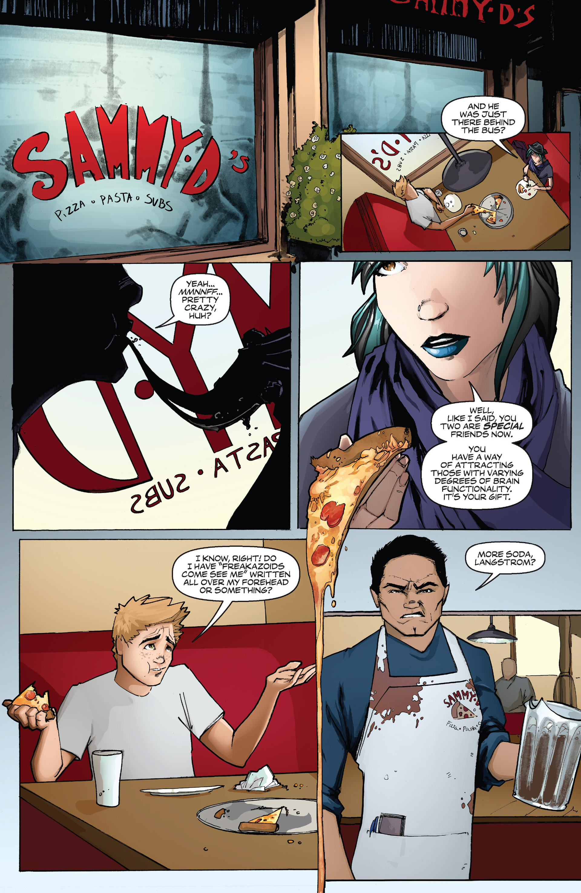 Read online Shrugged (2013) comic -  Issue #3 - 10