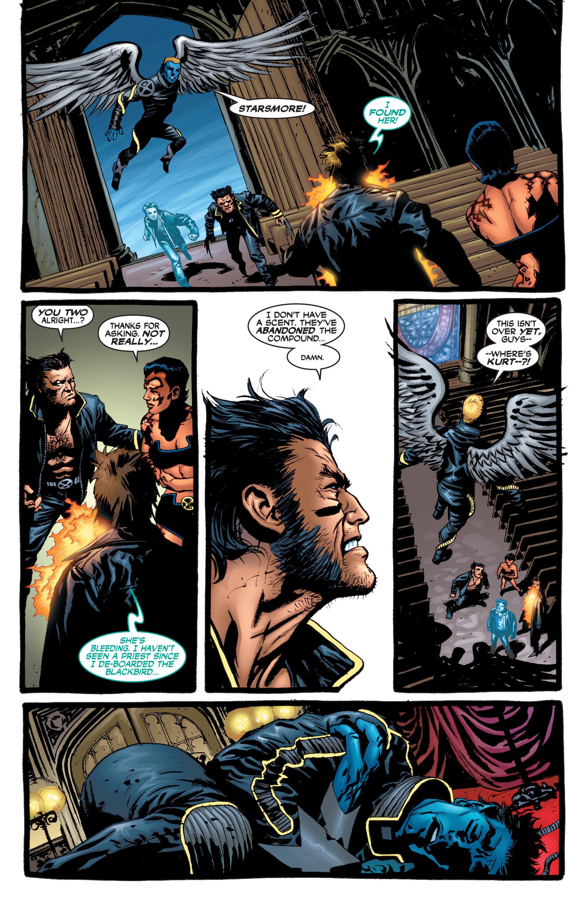 Read online Uncanny X-Men (1963) comic -  Issue #400 - 41