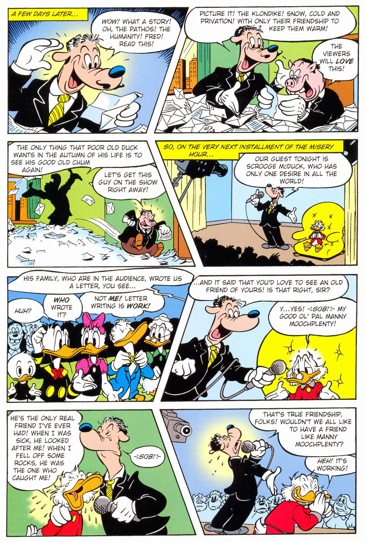 Read online Uncle Scrooge (1953) comic -  Issue #324 - 55