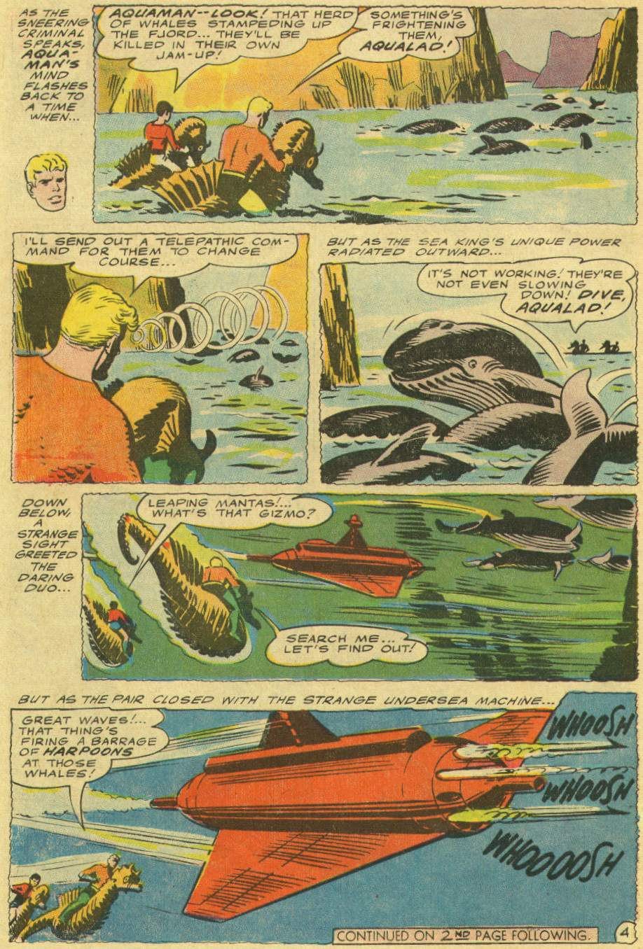 Read online Aquaman (1962) comic -  Issue #29 - 6