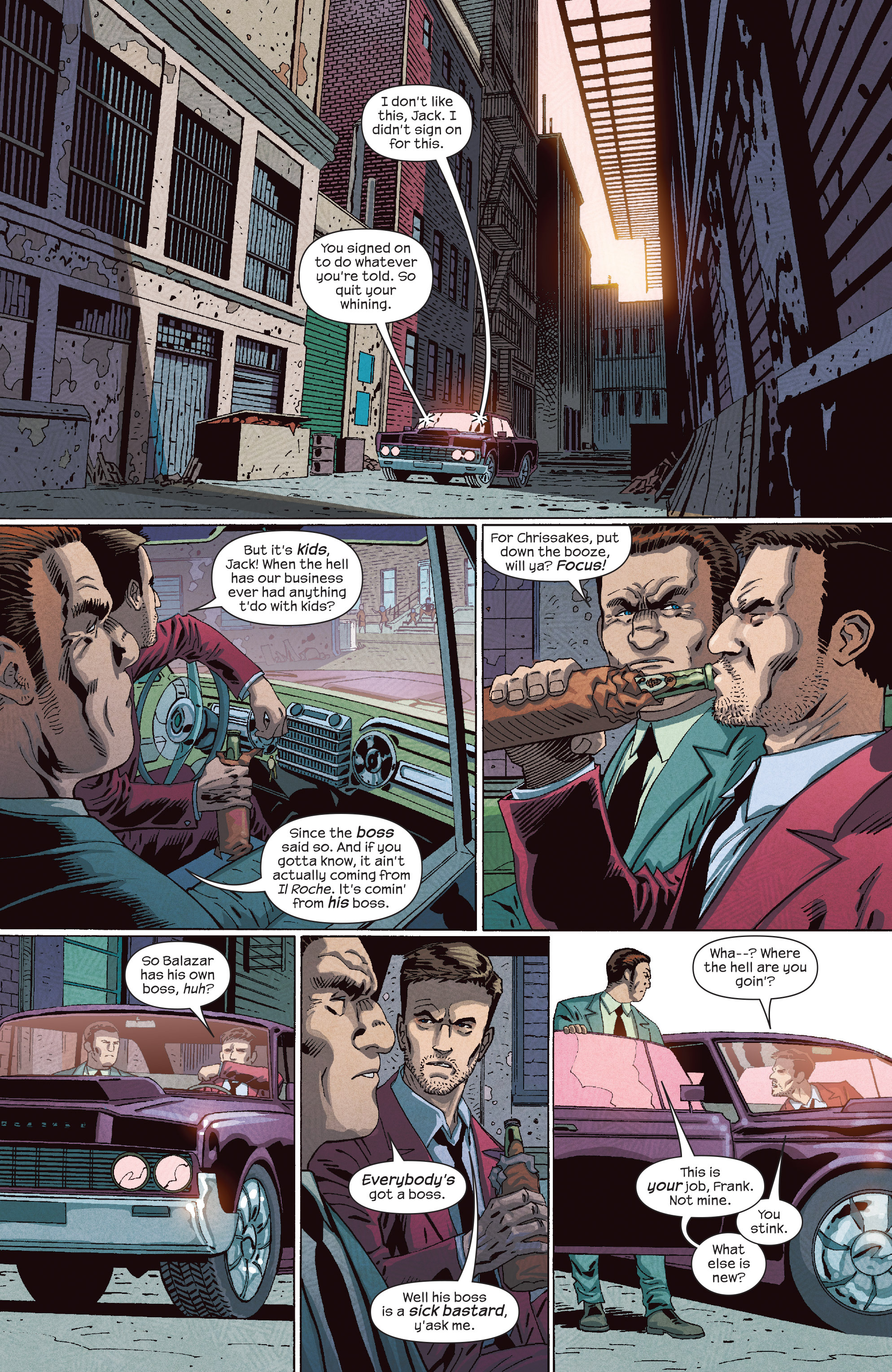 Read online Dark Tower: The Drawing of the Three - The Prisoner comic -  Issue #1 - 5